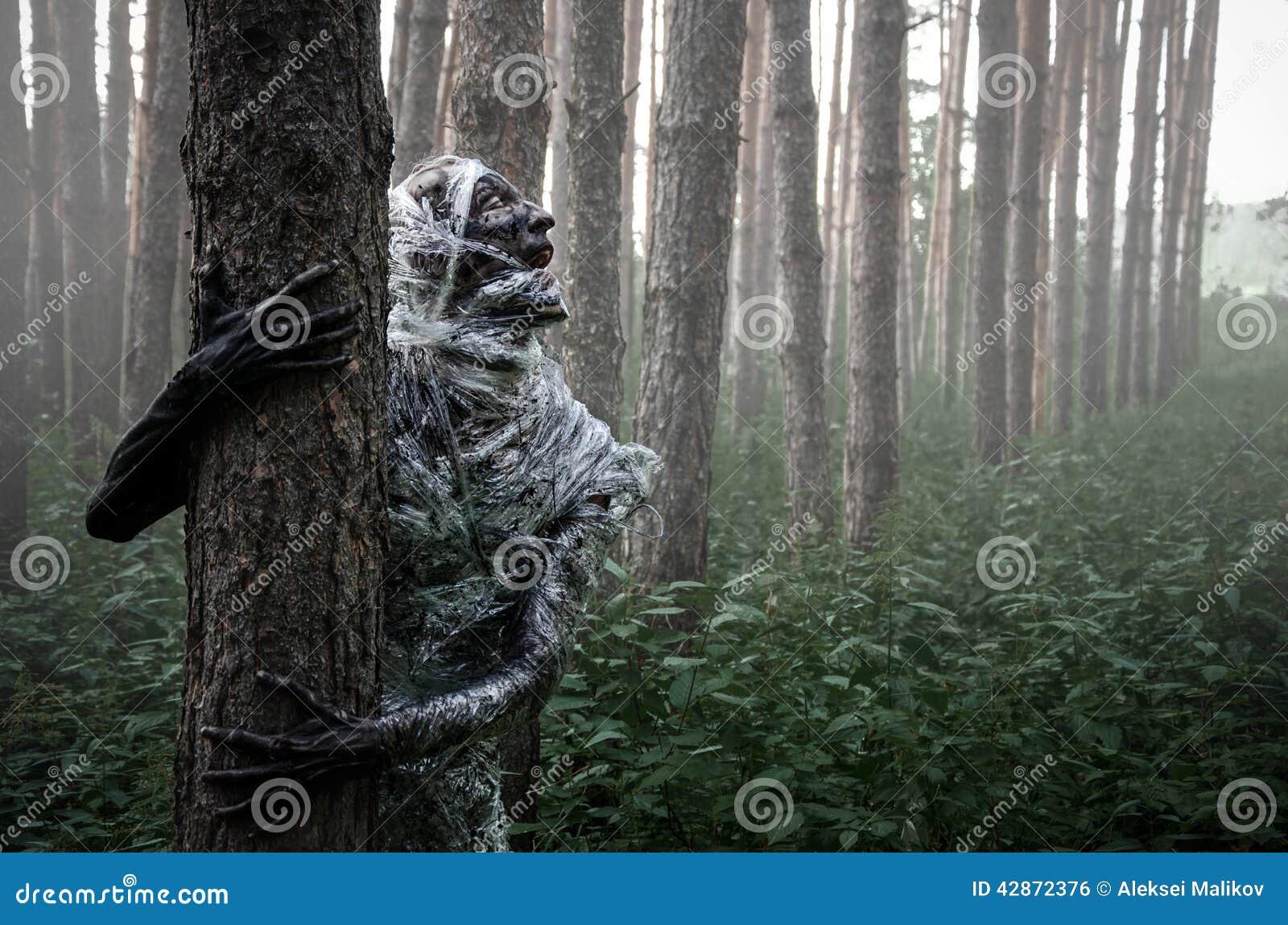 Śmierć w lesie