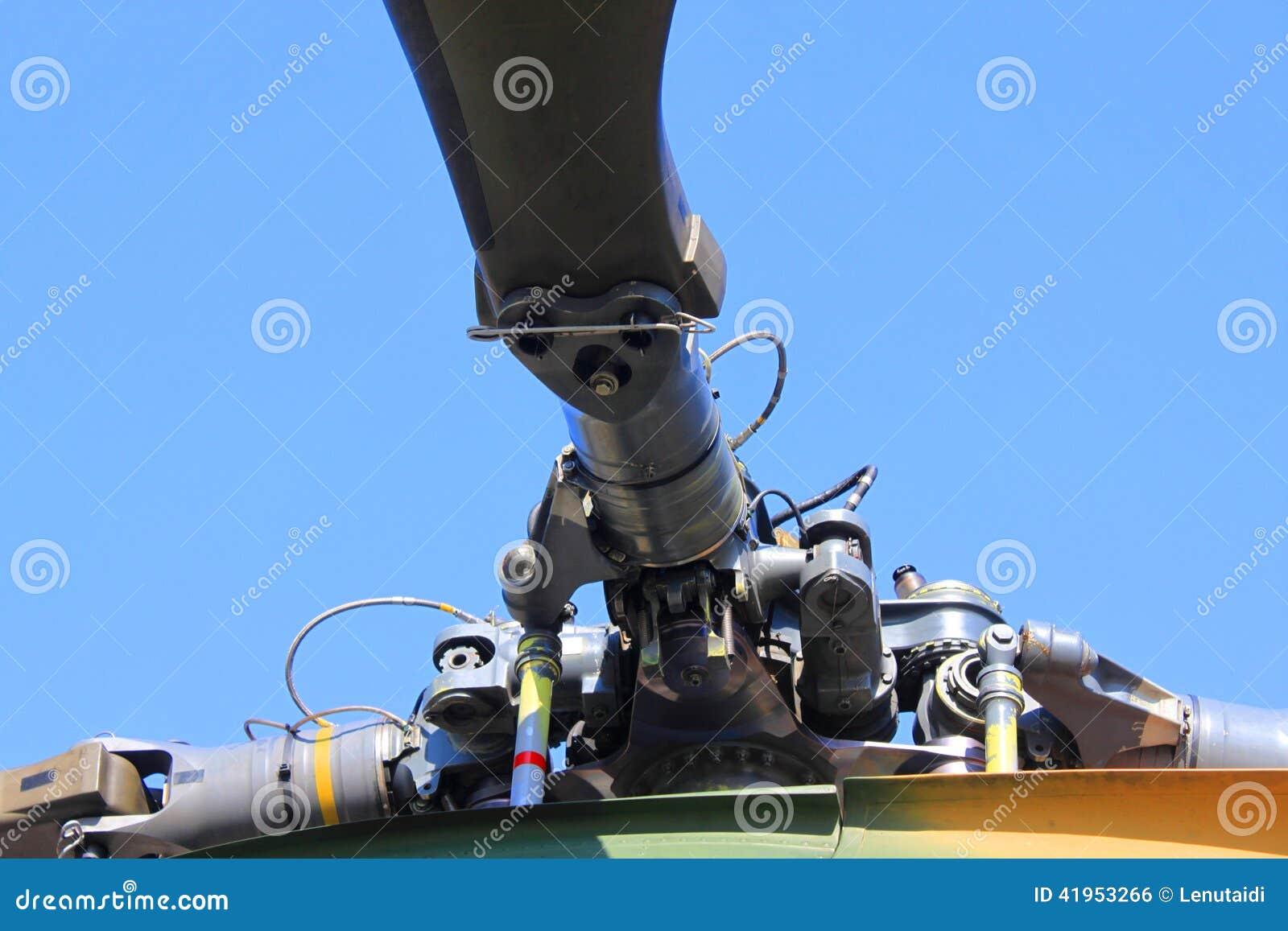 Śmigłowcowy rotor