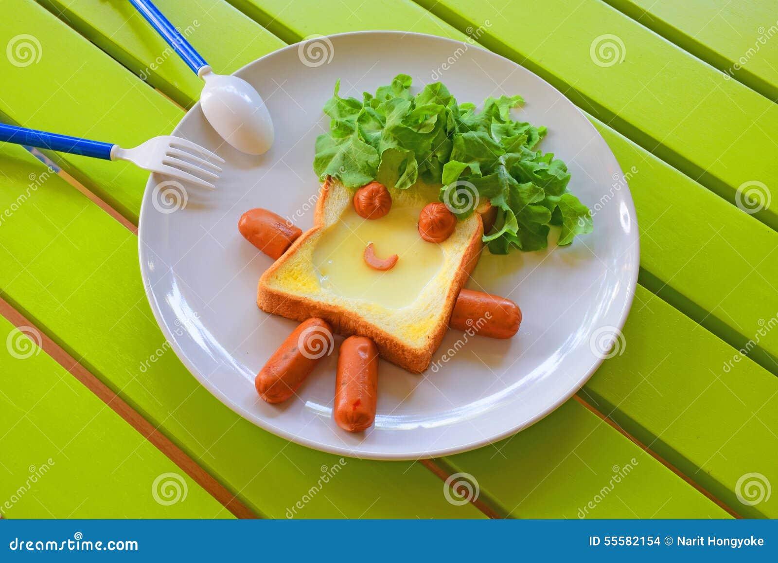Śniadanie dla dzieciaków
