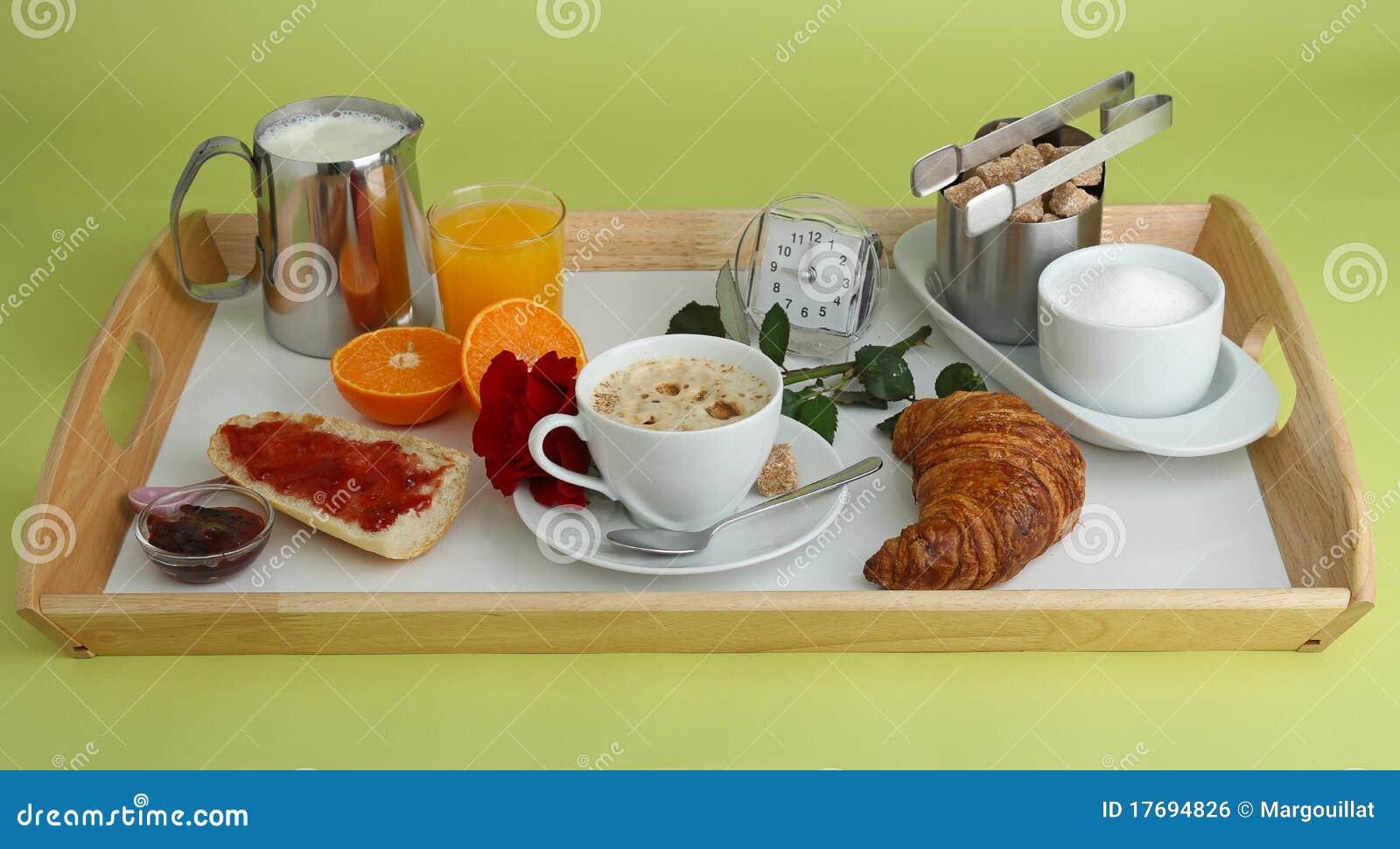 śniadaniowy kontynentalny