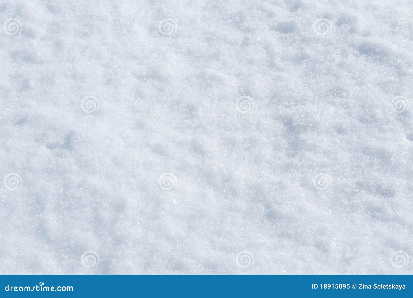 śnieżna tekstura
