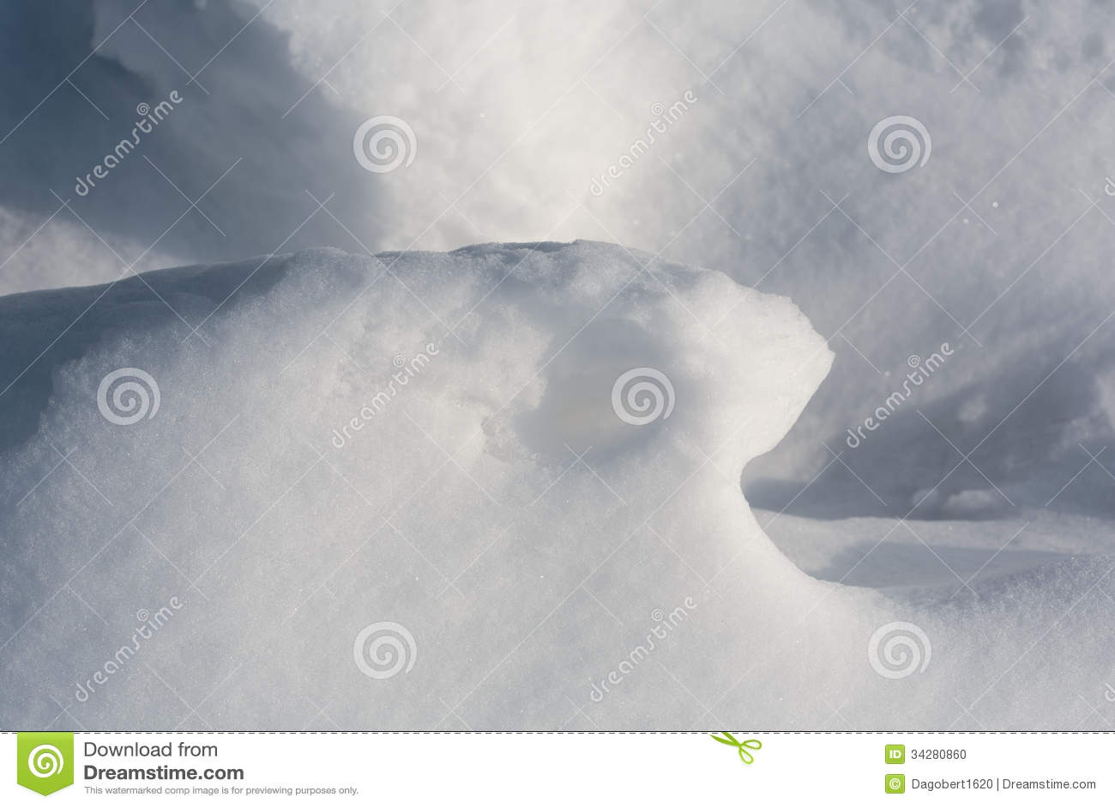 Śnieg III i słońce