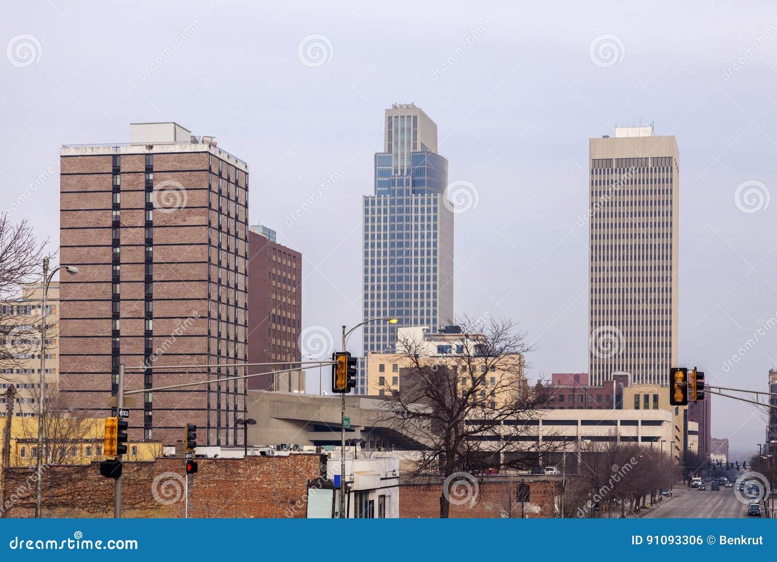 Śródmieście Omaha