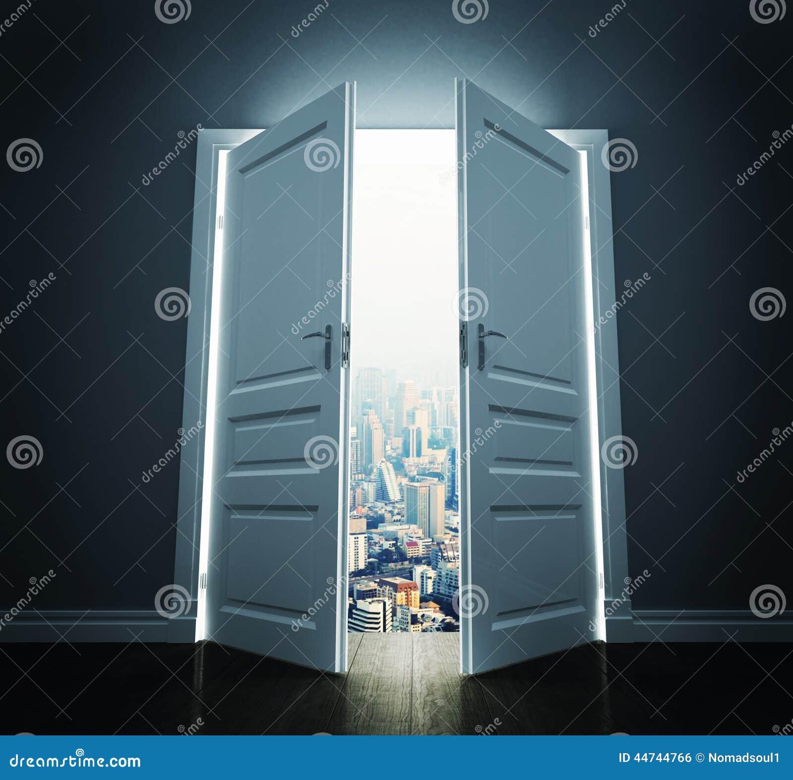 Śródmieście za drzwiami