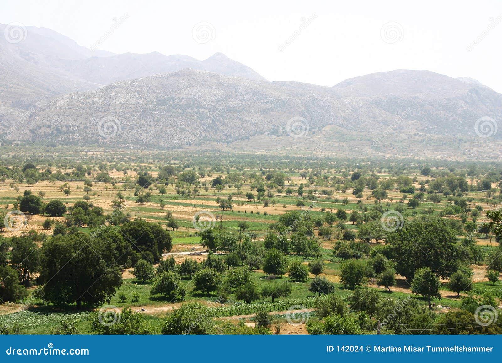 średniogórzy lassithi crete