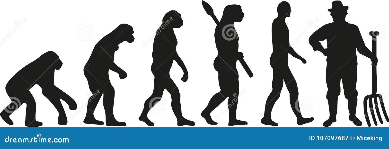 Średniorolny ewolucja wektor
