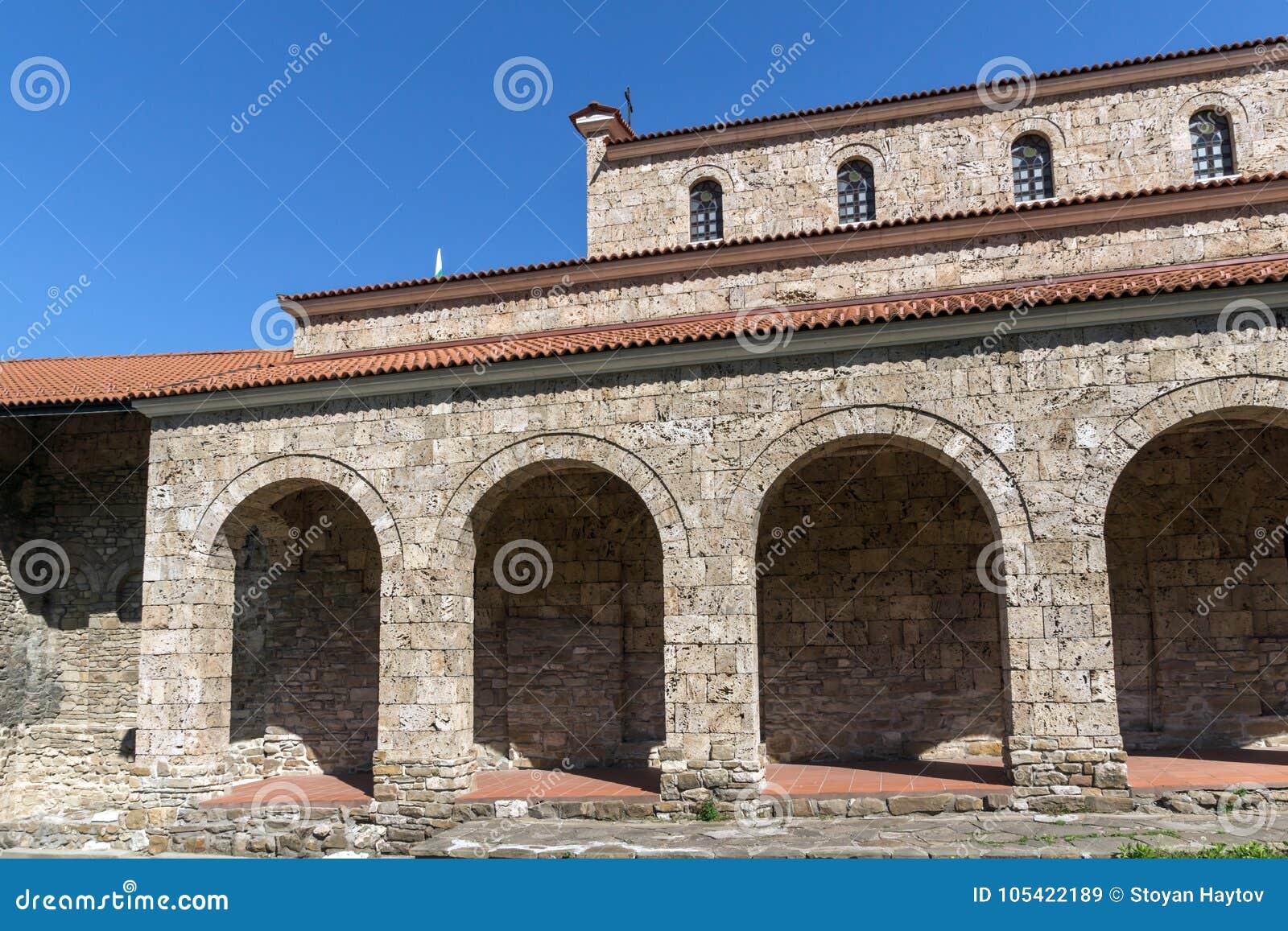 Średniowieczni Święci Czterdzieści męczenników Kościelnych w mieście Veliko Tarnovo, Bułgaria