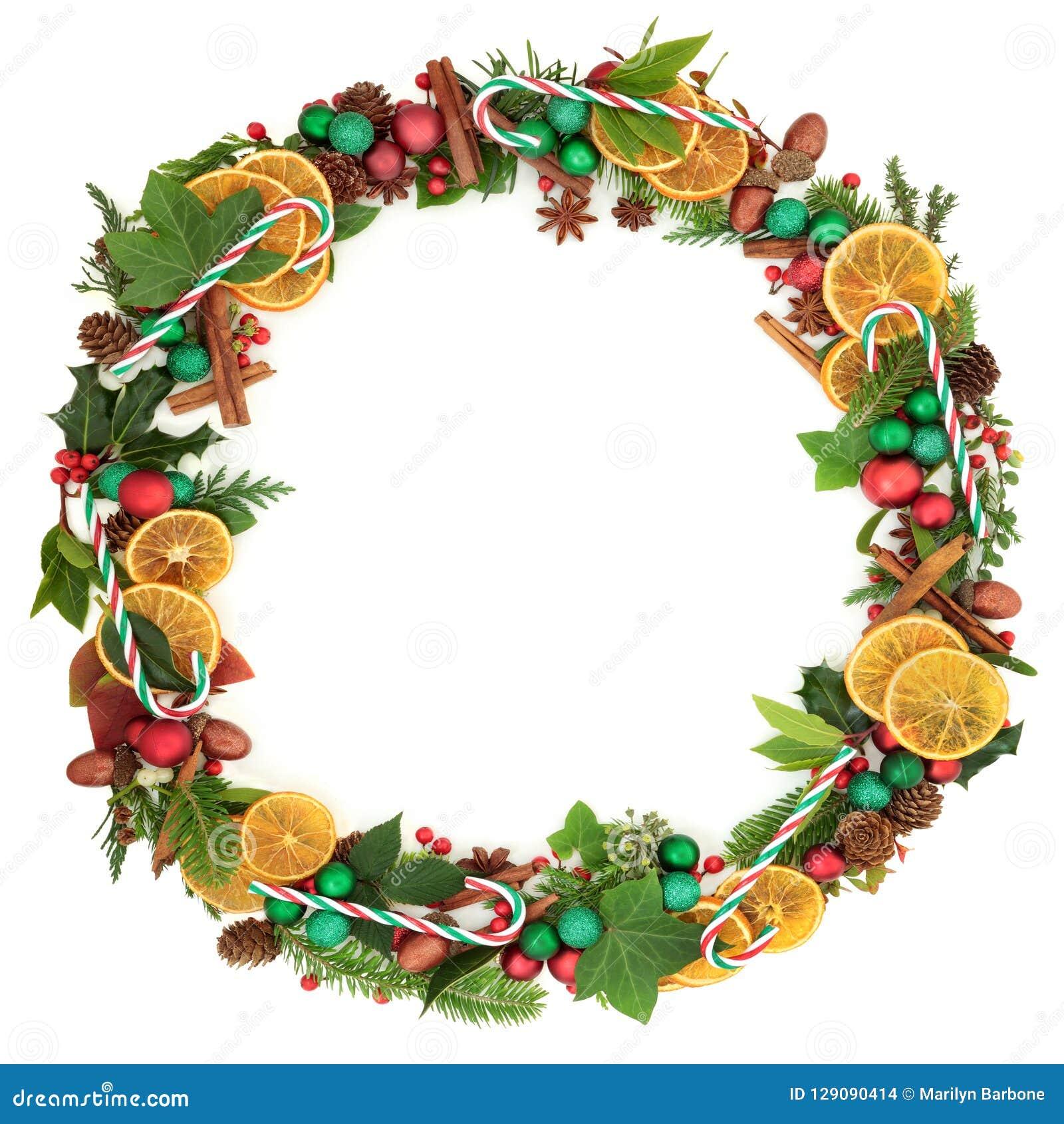 świąteczny Boże Narodzenie wianek