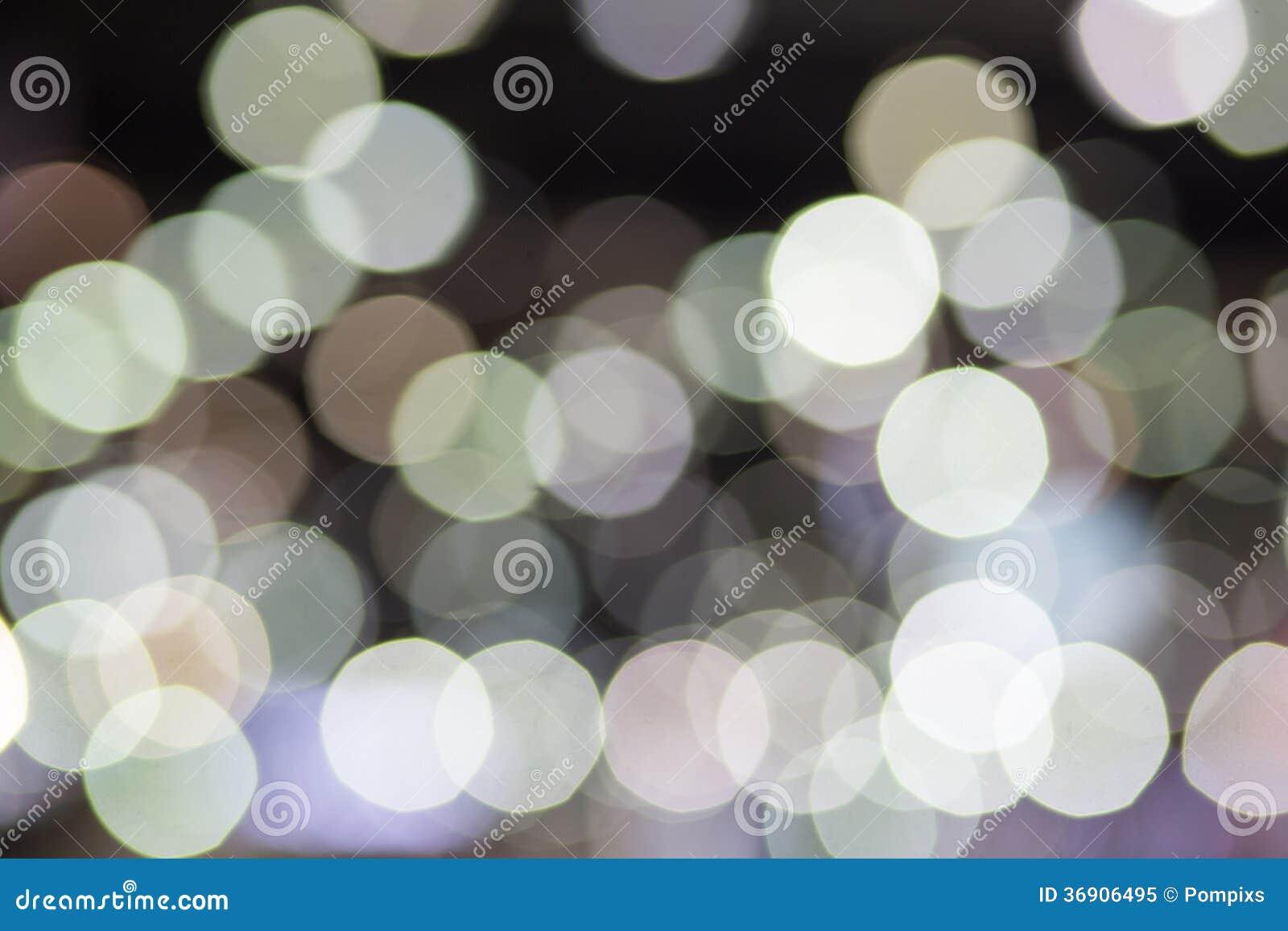 Świąteczny Bożenarodzeniowy tło. Elegancki abstrakcjonistyczny tło z bokeh defocused