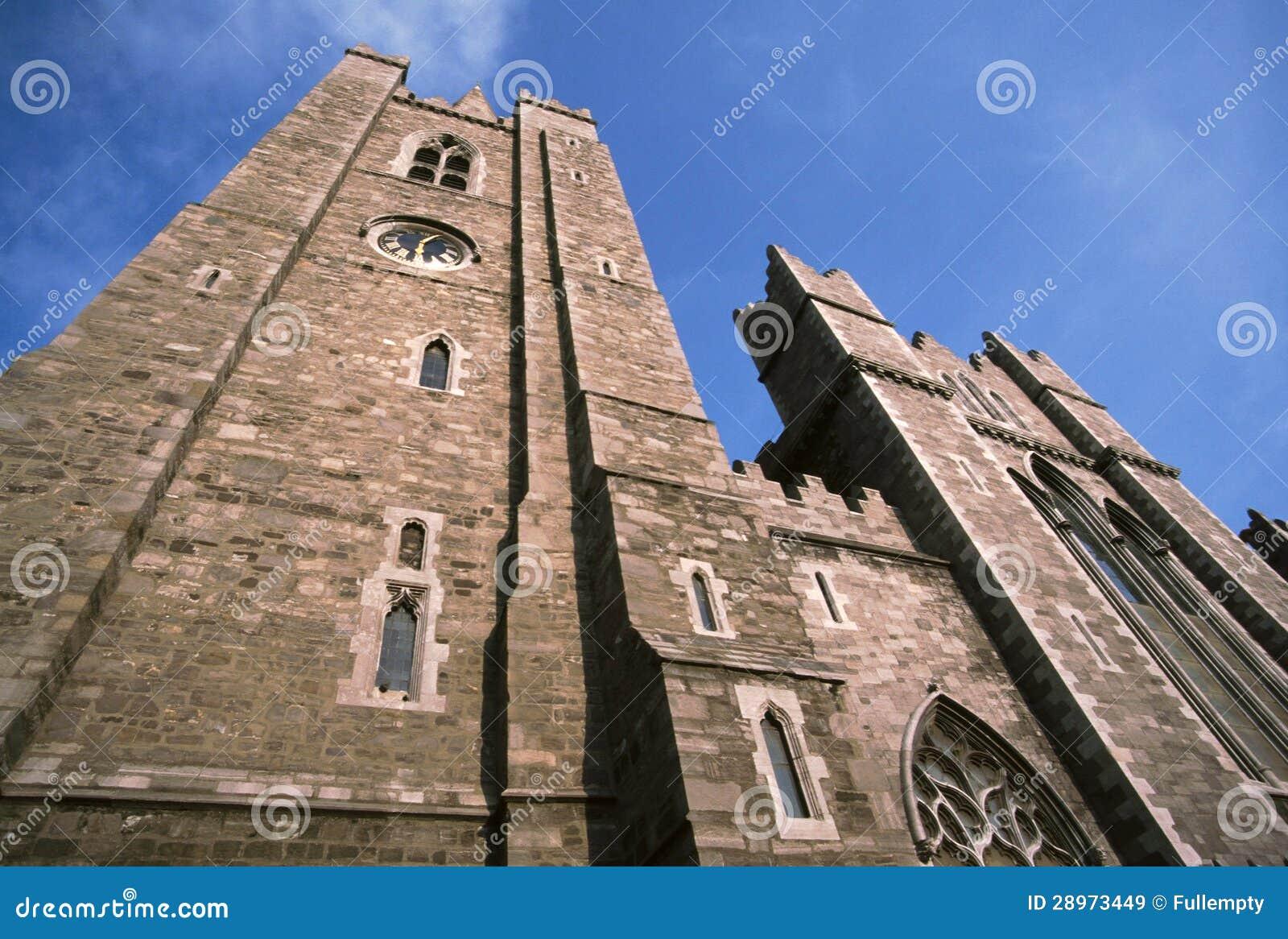 Świątobliwego Patrick kościół w Dublin, Irlandia