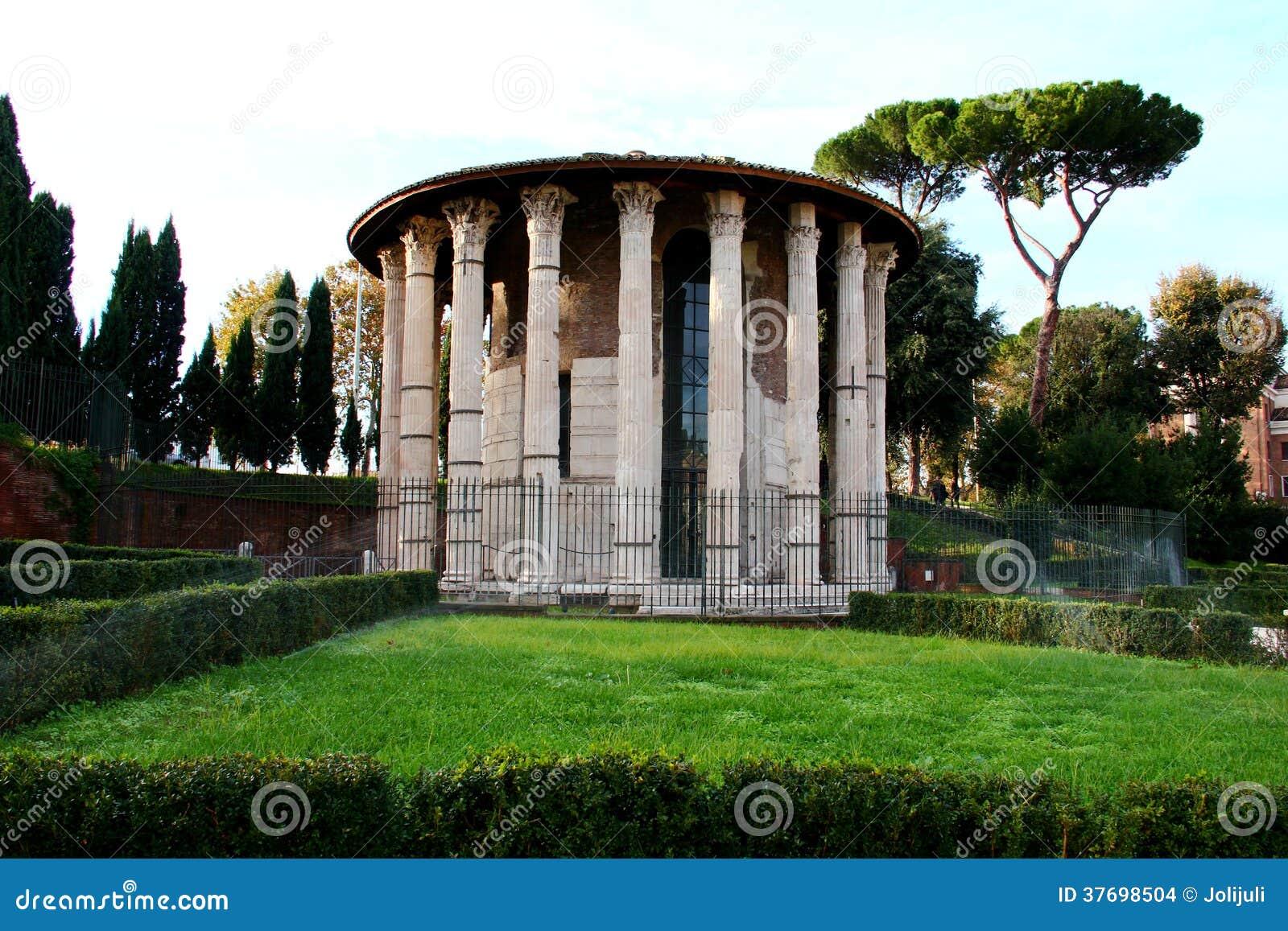 Świątynia Hercules zwycięzca, Rzym