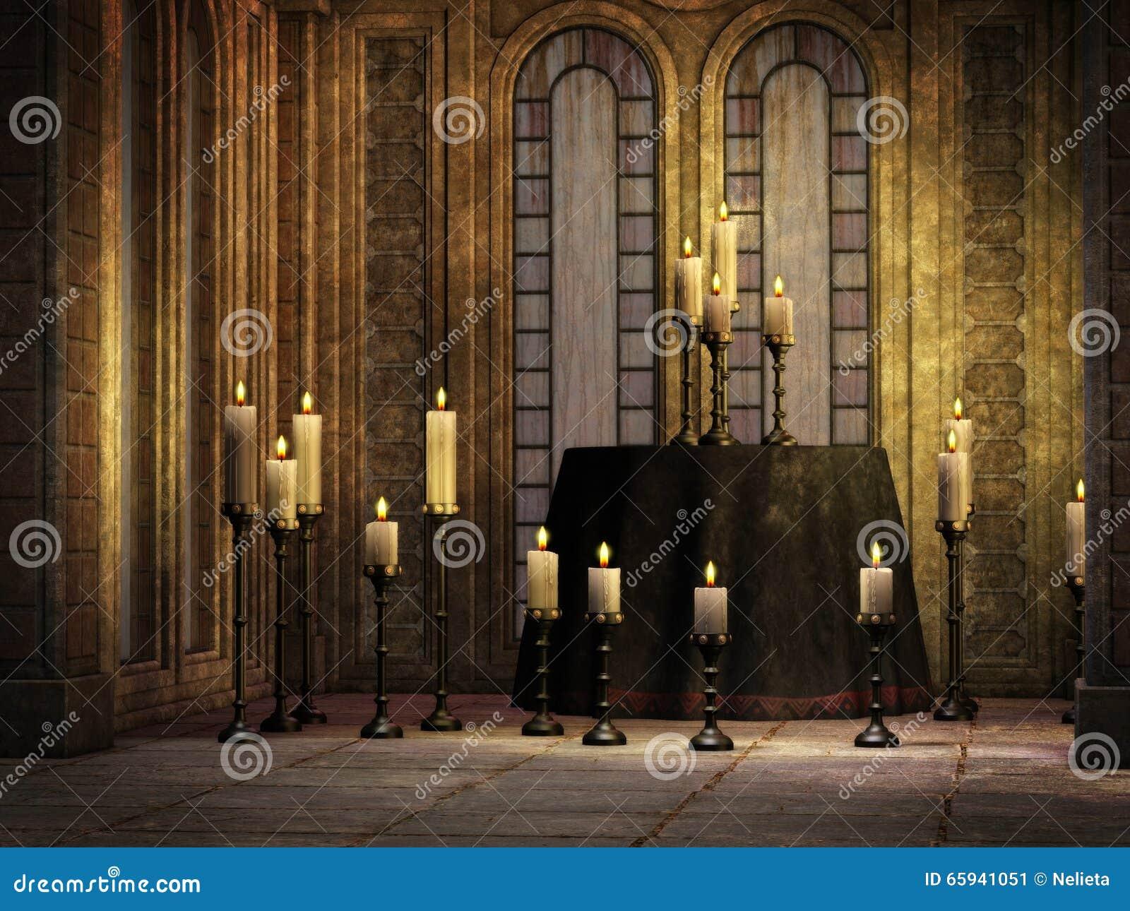 Świątynia rytuały