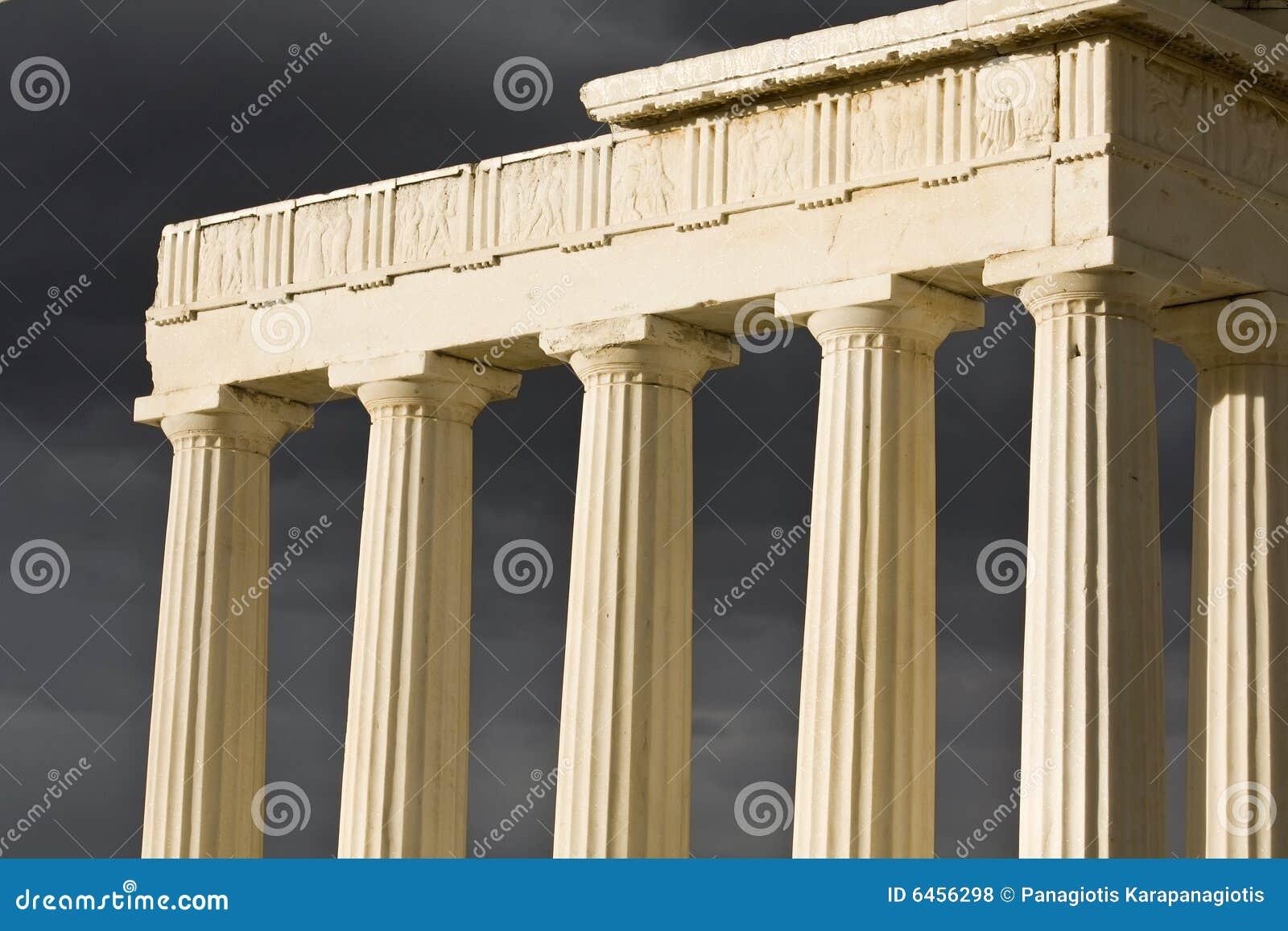 świątynia starożytnej greki