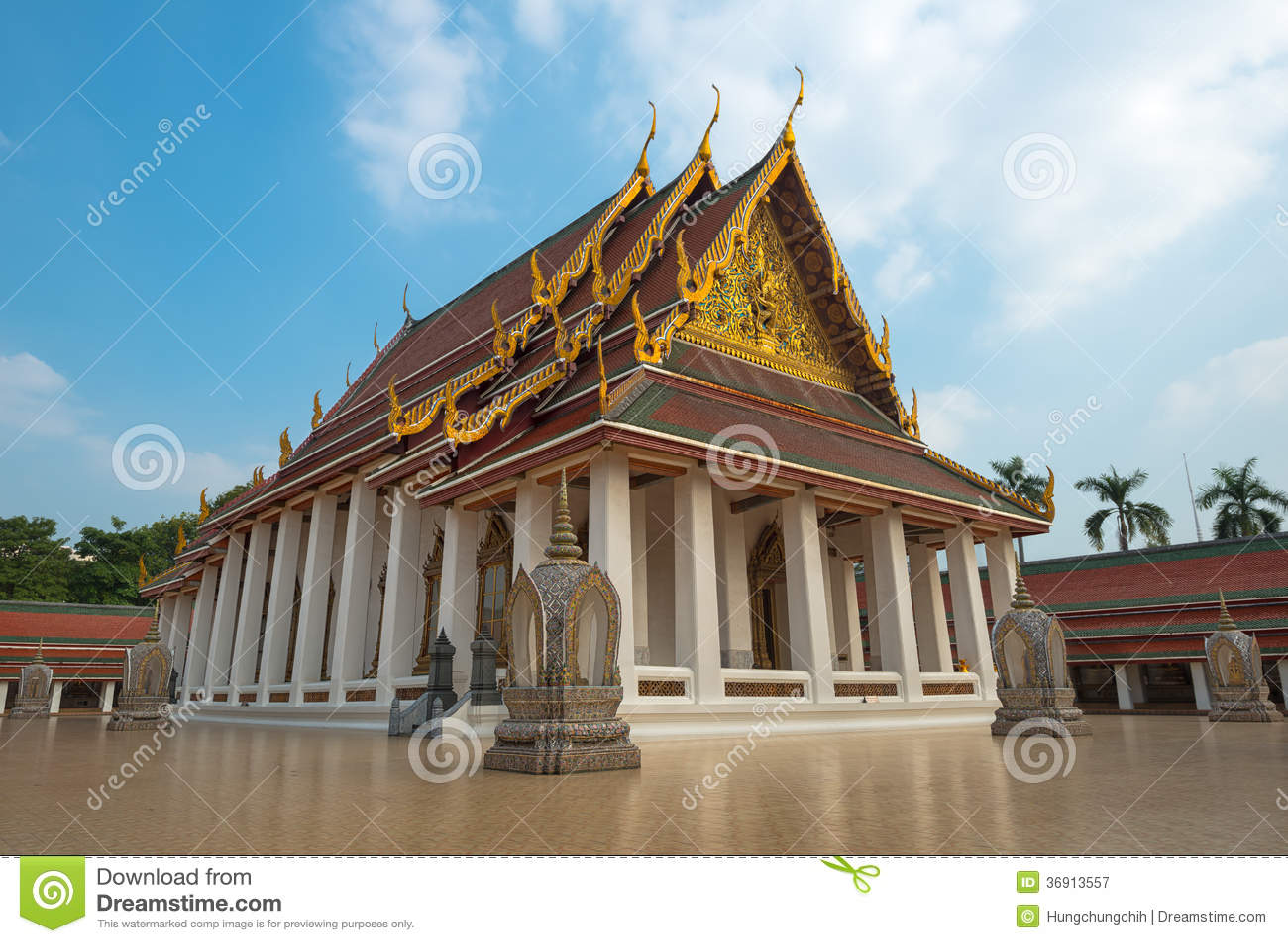 Świątynia w Tajlandia