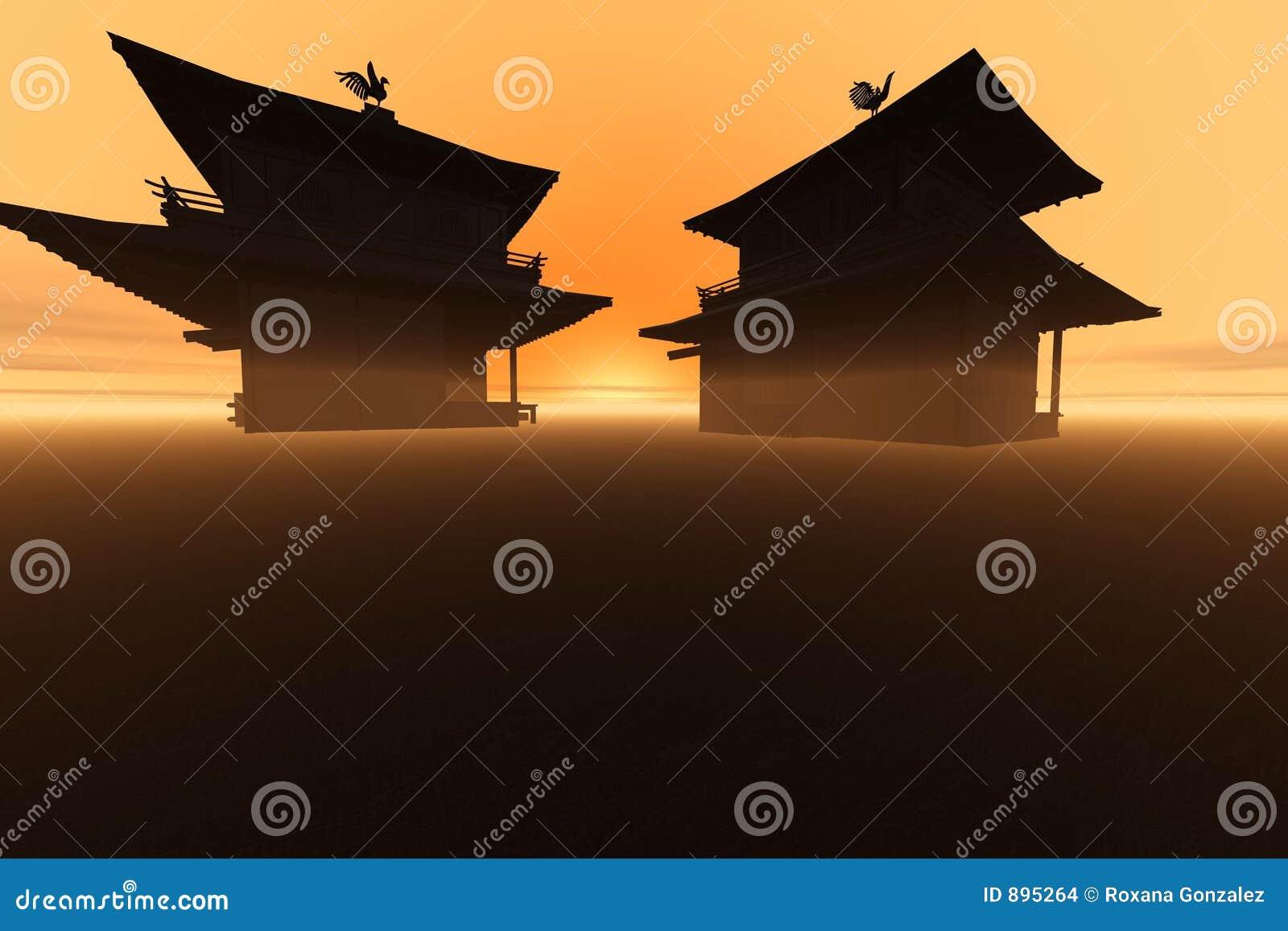 świątynie bliźniacze