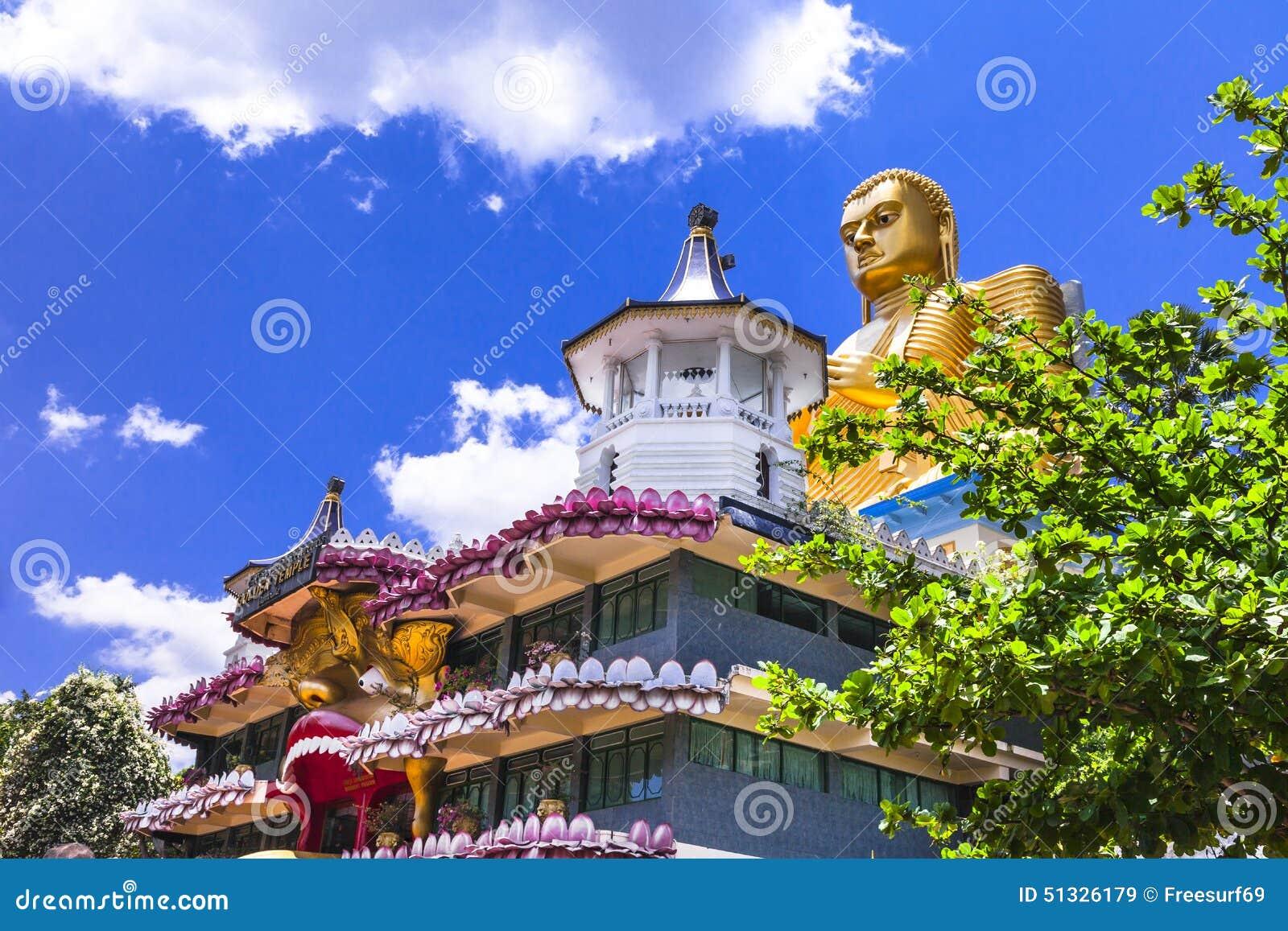 Świątynie Sri lanka