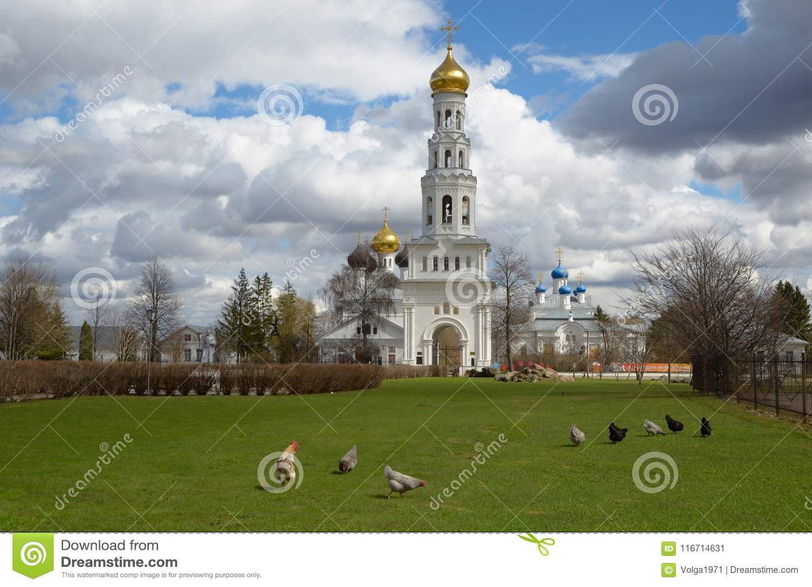 Świątynny kompleks