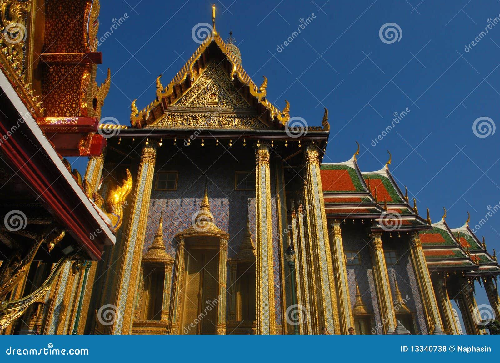 świątynny Thailand