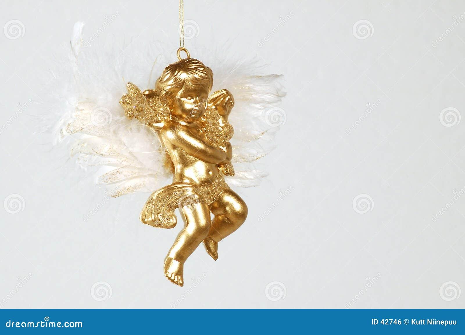 Download Święta aniołów zdjęcie stock. Obraz złożonej z złoto, zbliżenie - 42746