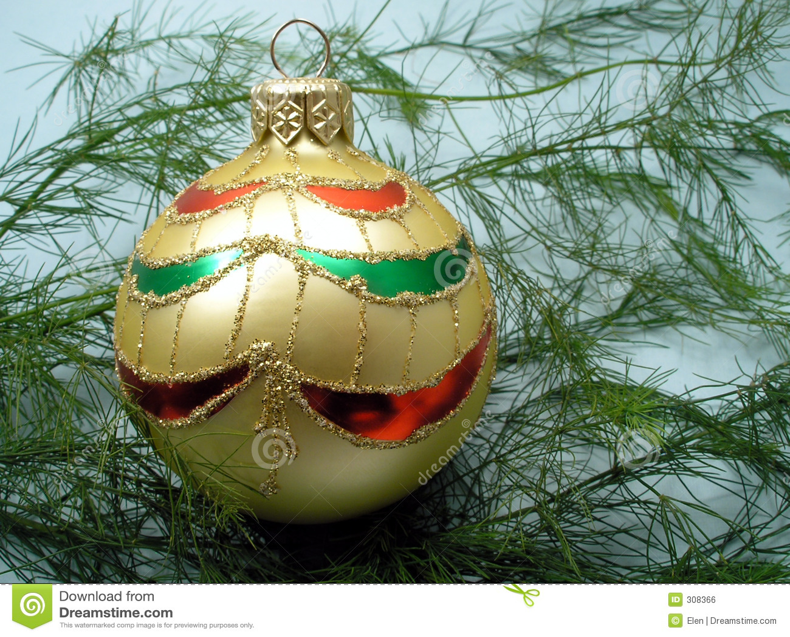 Święta bal złote