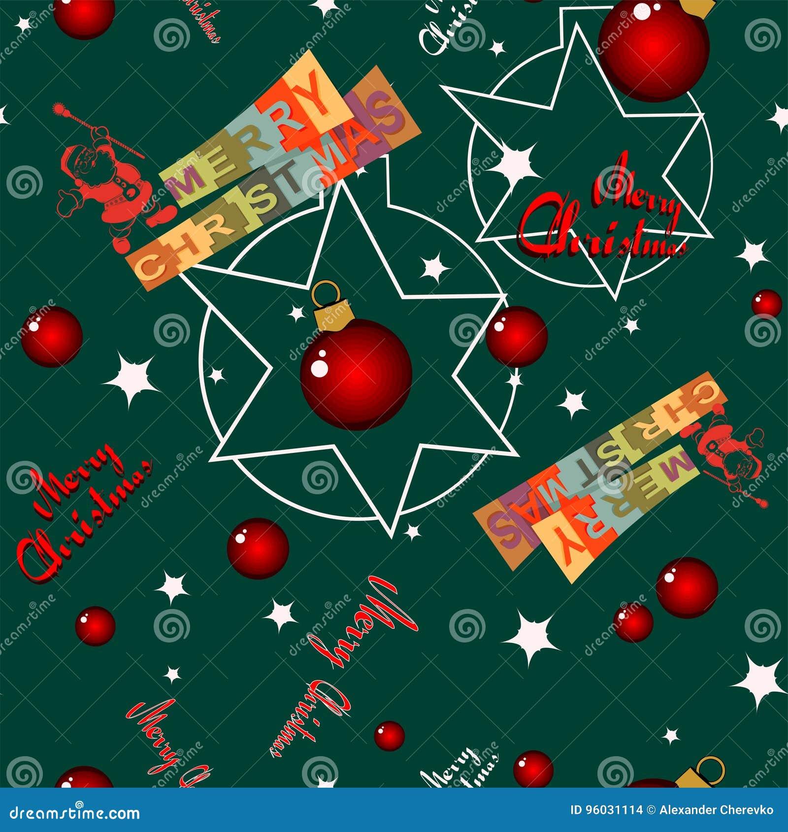 Święta bezszwowi tło