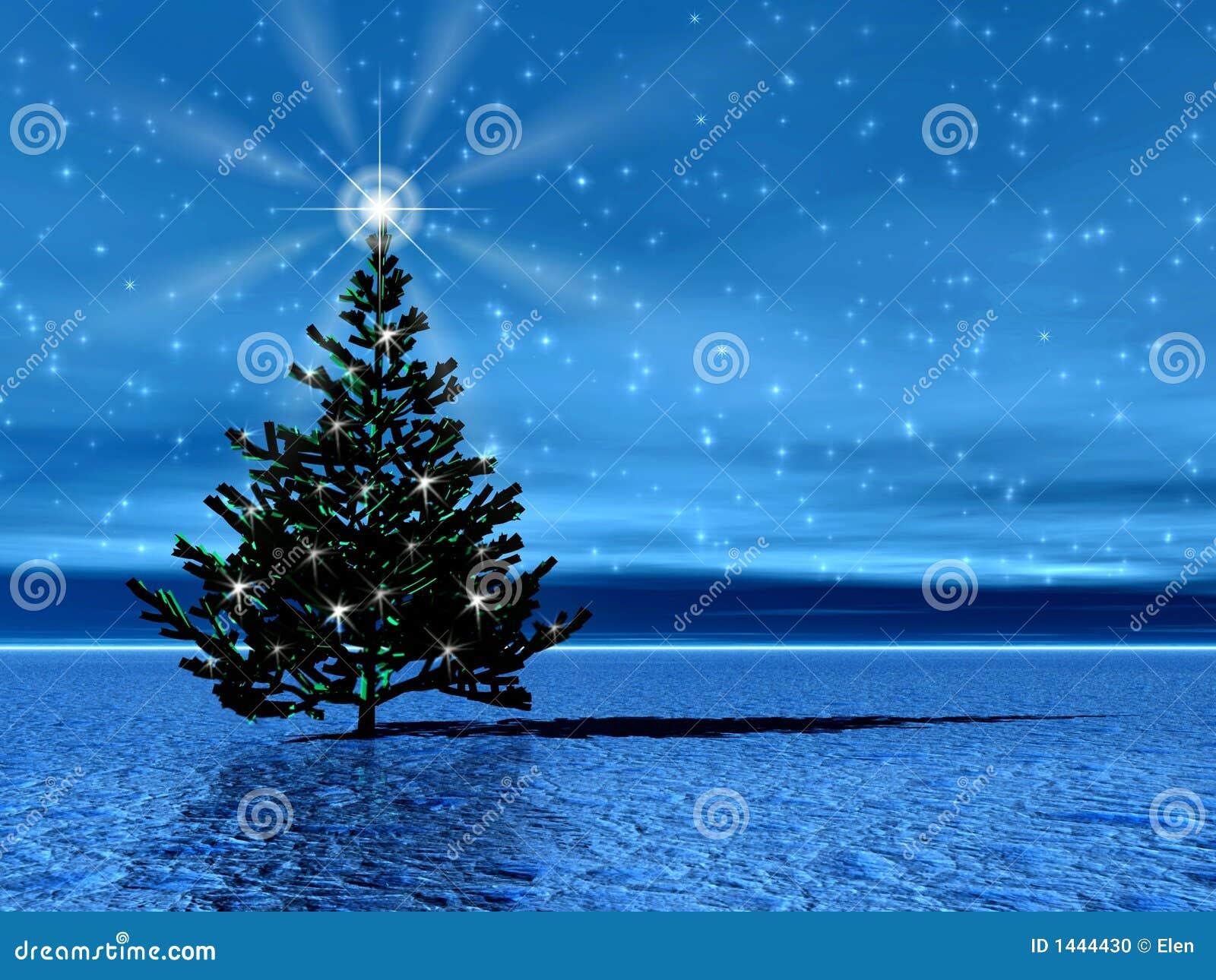 Święta główną rolę grają drzewa