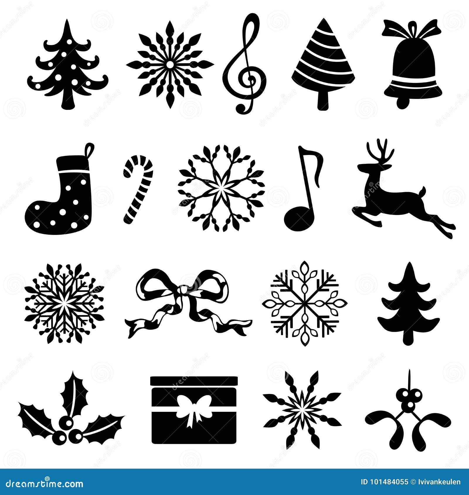 Święta przycinanie cyfrowej zawiera symbole ilustracyjne ustalenia ścieżki