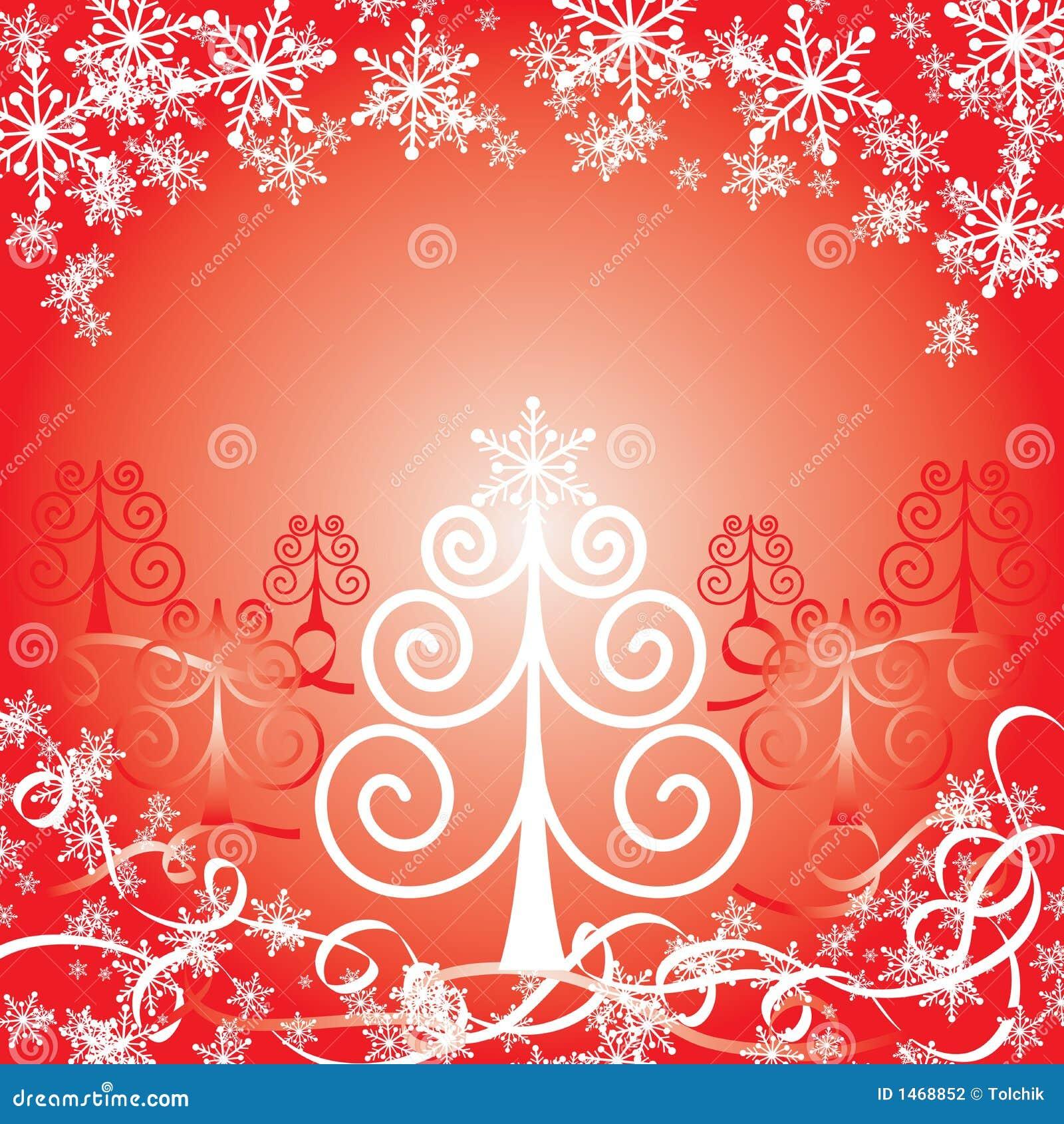 Święta tła czerwony ilustracyjny wektora