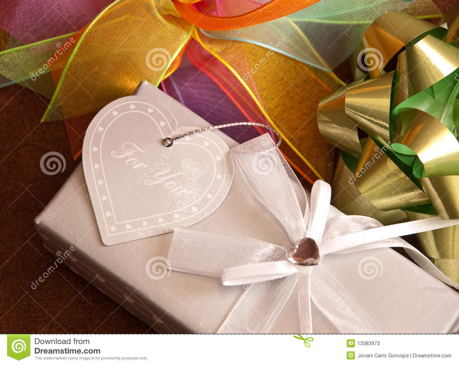 świętowanie prezent
