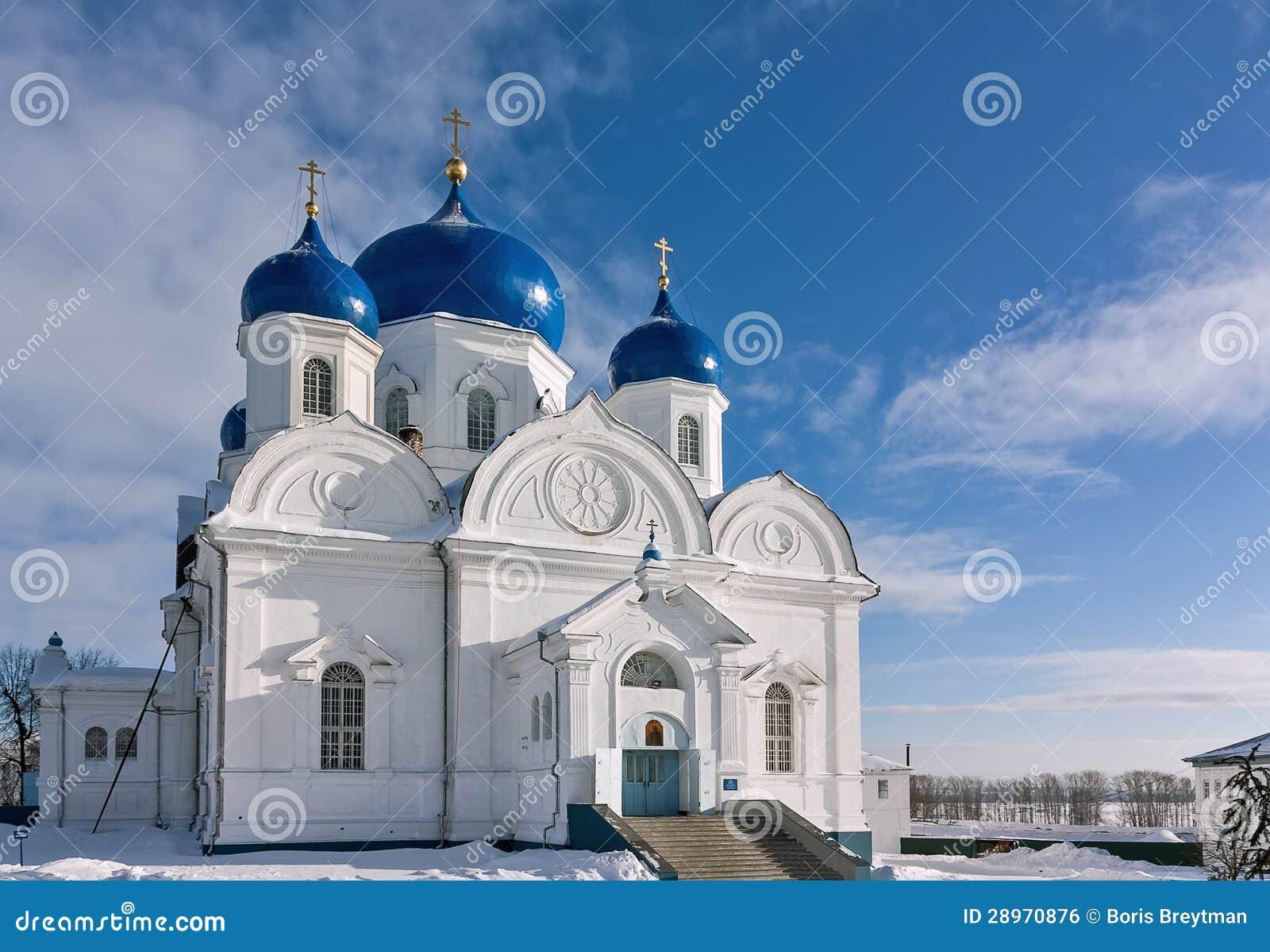 Święty Bogolyubovo monaster, Rosja