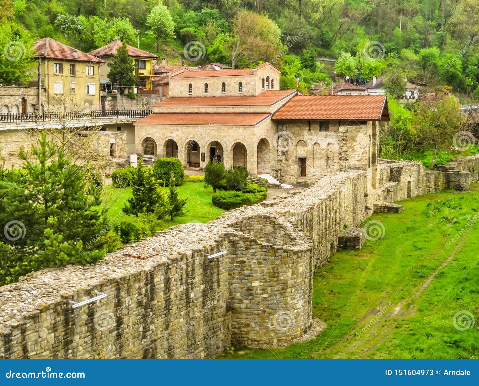 Święty Czterdzieści męczenników kościół, Veliko Tarnovo, Bułgaria