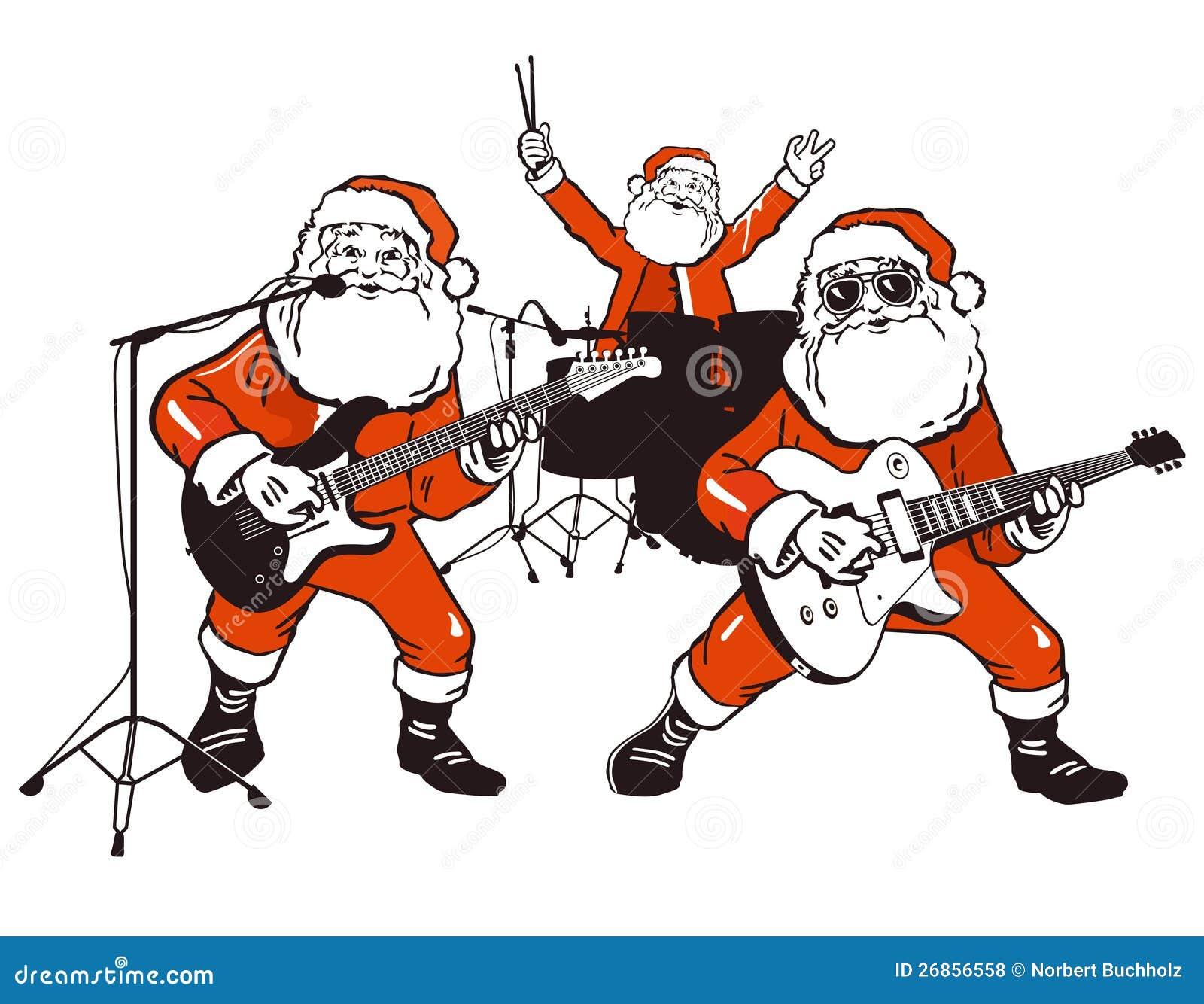 Święty Mikołaj zespół rockowy
