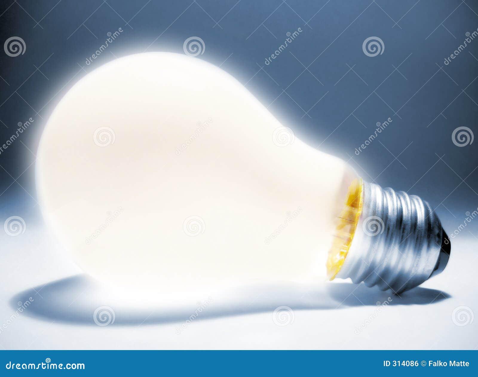 światła żarówki