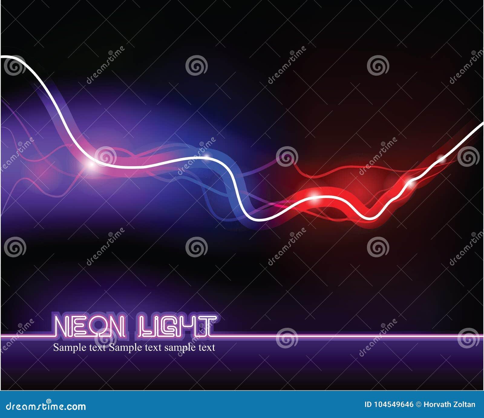 światła tła abstrakcyjne