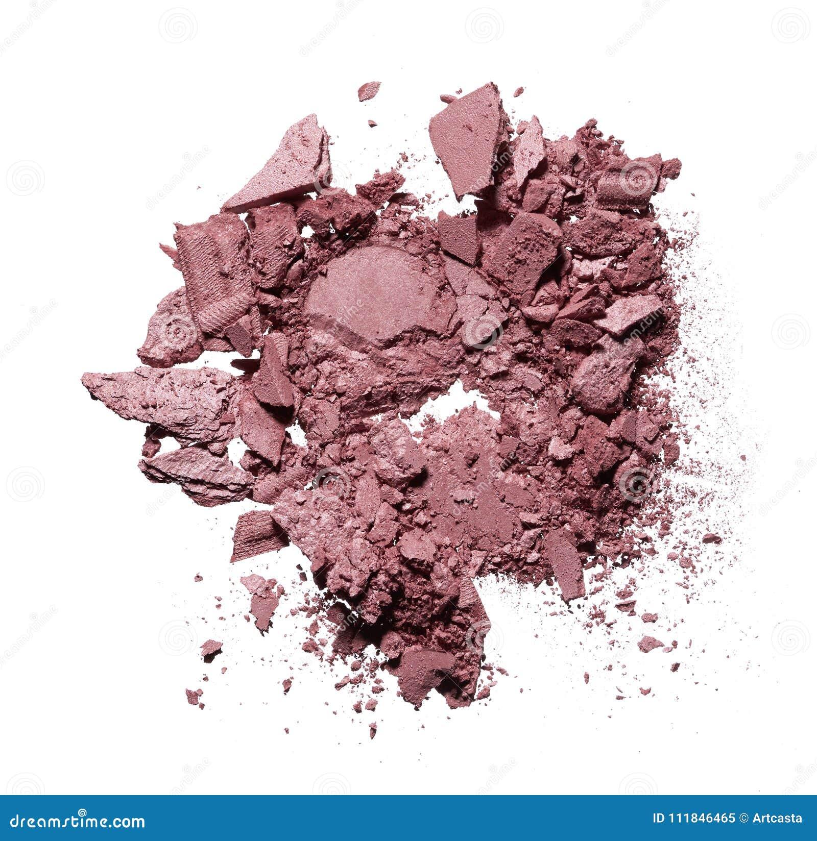 Światło - różowa prochowa tekstura