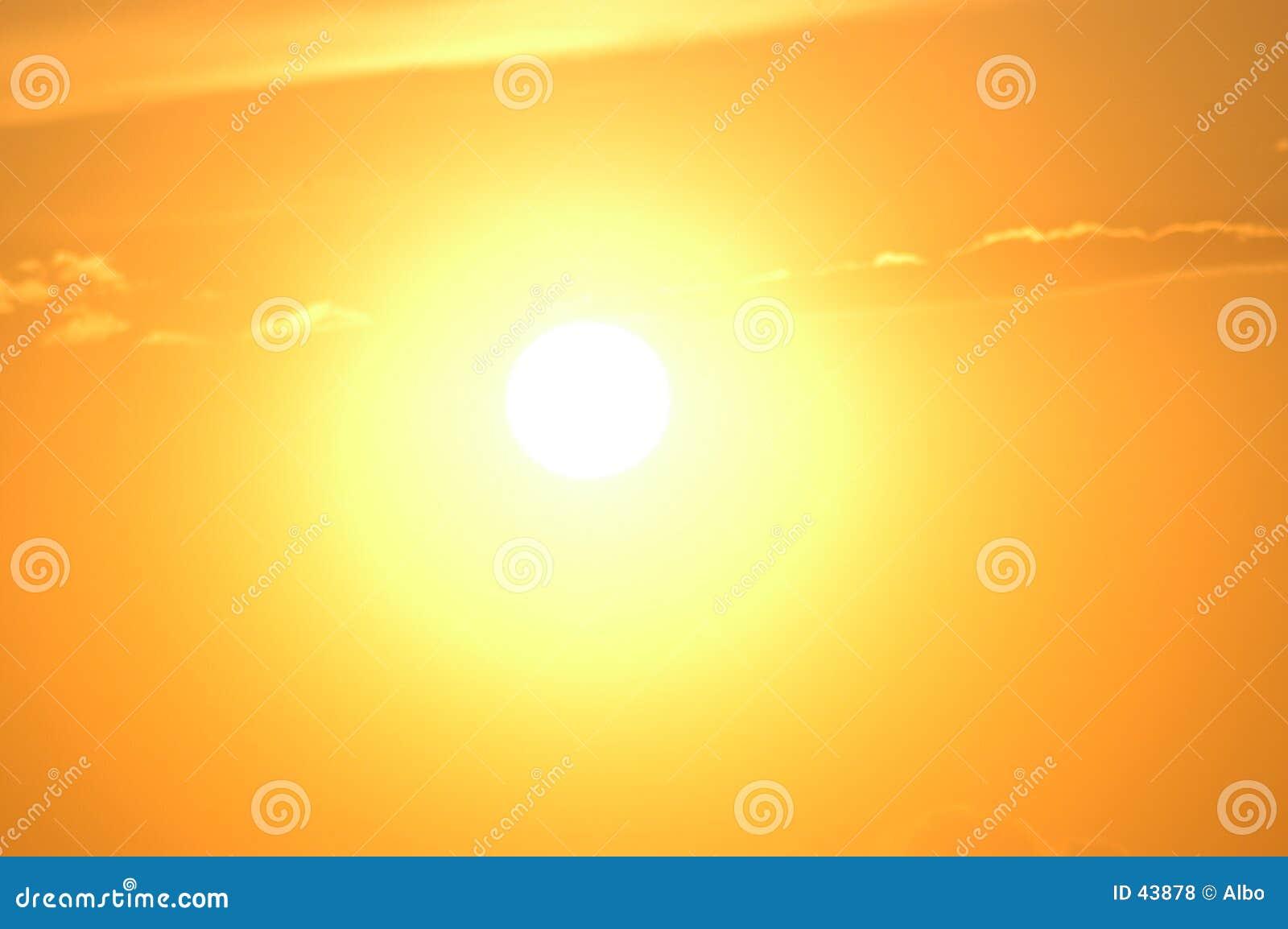 światło słońca