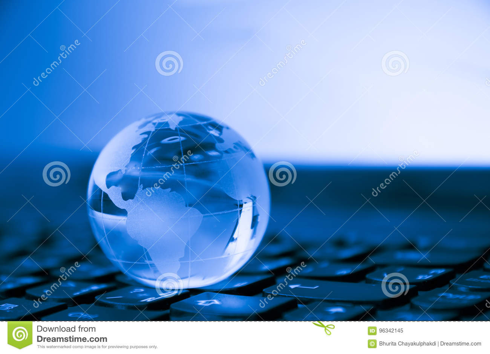 Świat łączący pojęcie cyfrowo wytwarzał cześć wizerunku sieci res socjalny