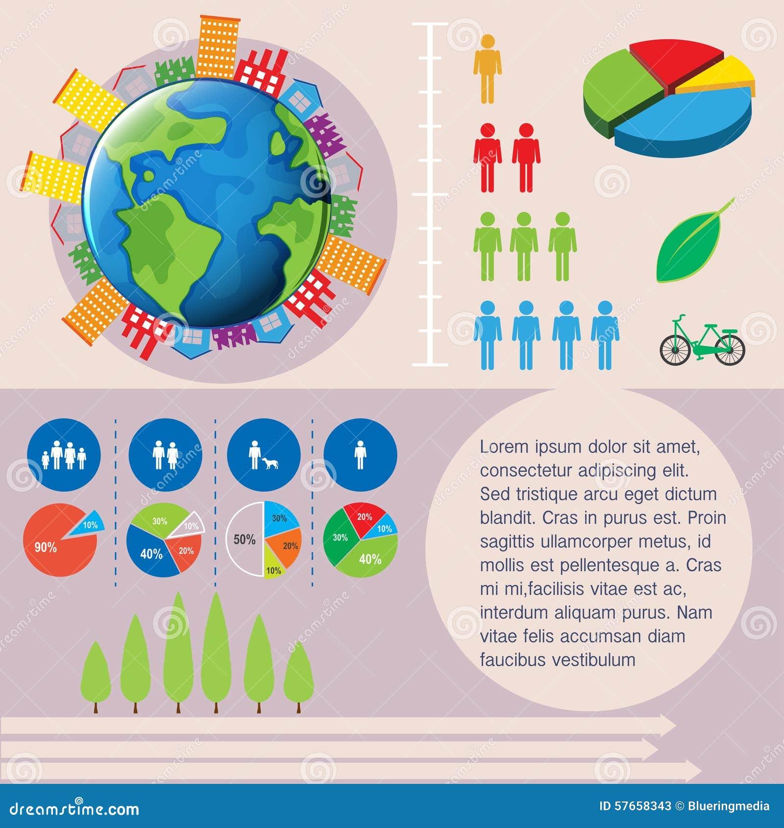 Świat i ludzie infographic
