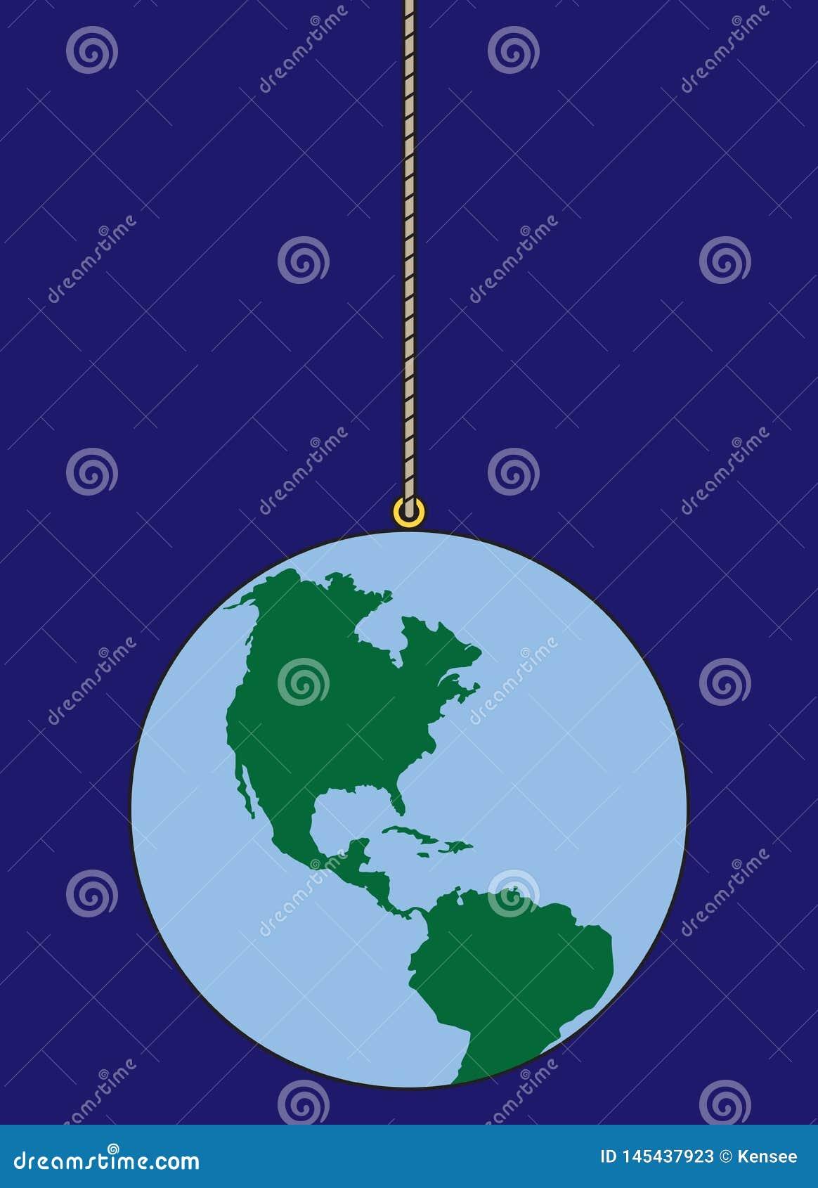 Świat na sznurku