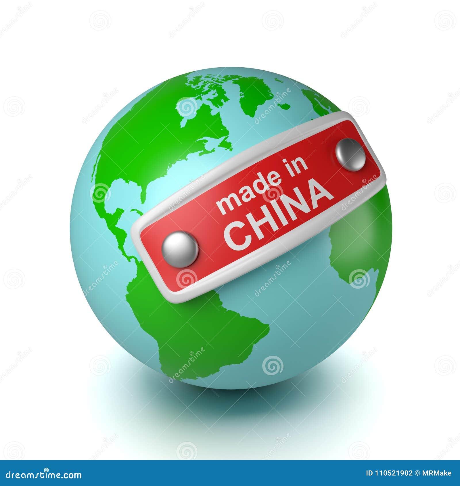 Świat Robić w Chiny