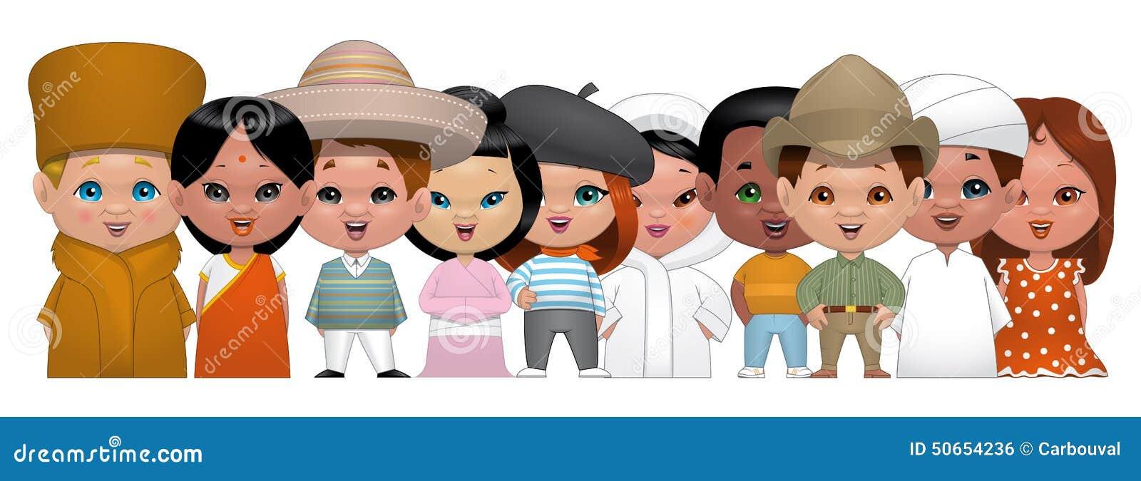 Światowi dzieci