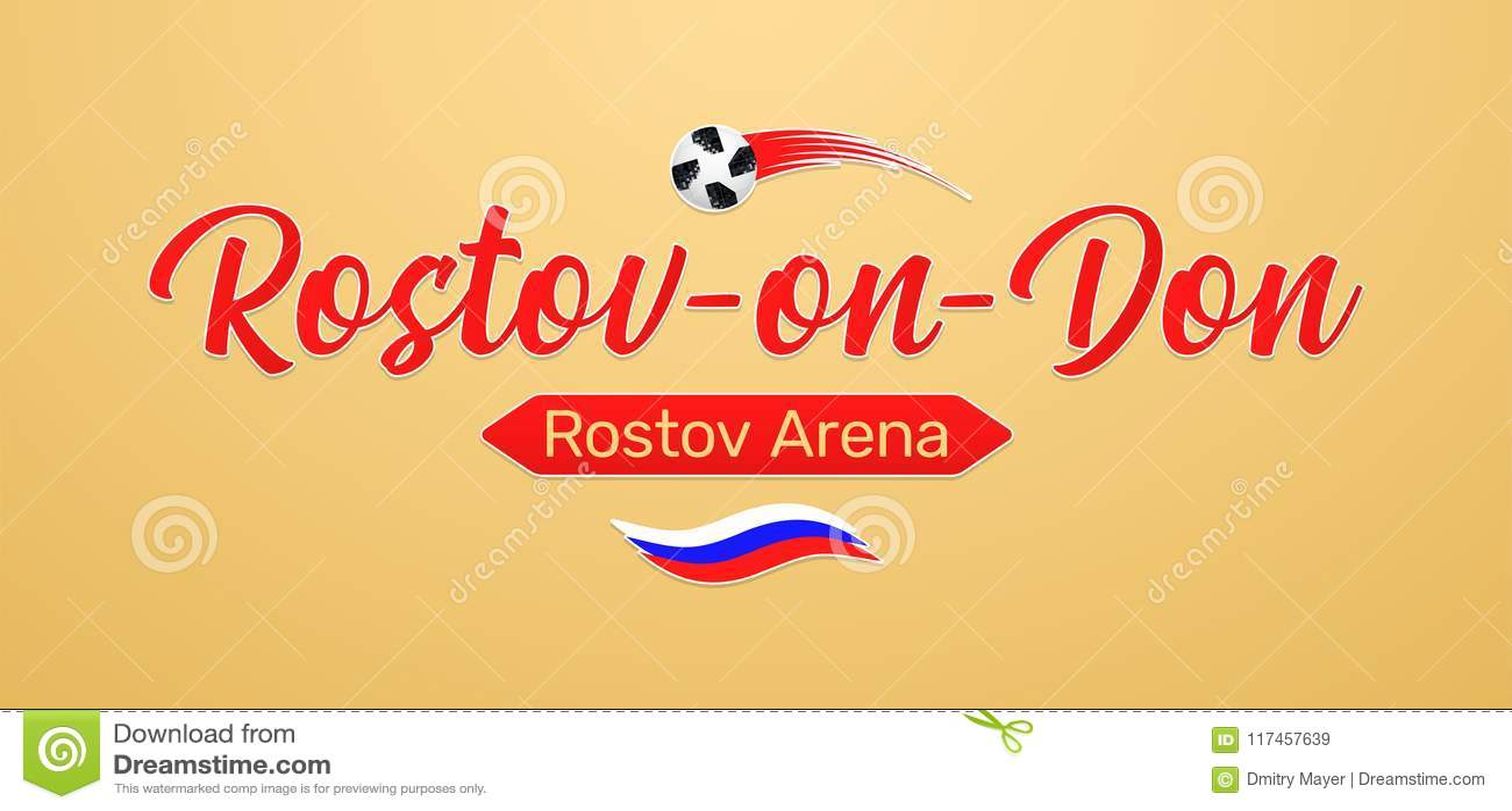 Światowy Futbolowy mistrzostwo w Rosja 2018
