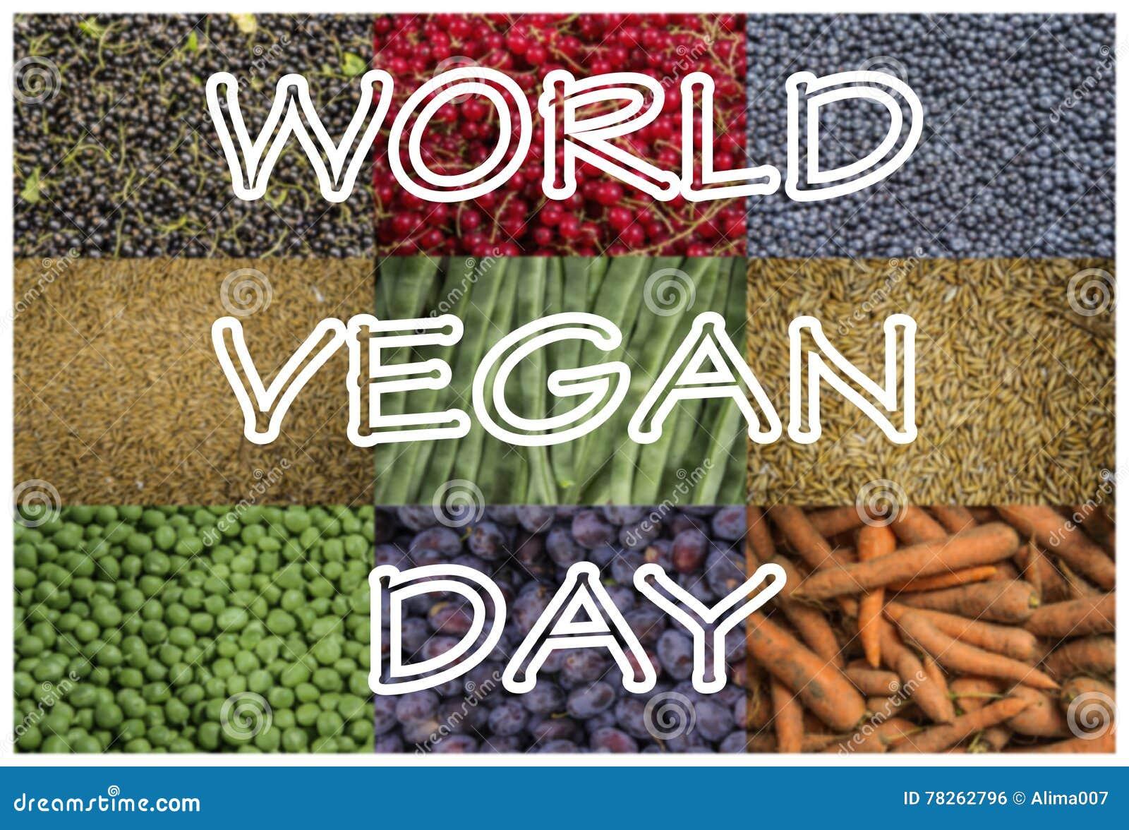 Światowy weganinu dzień