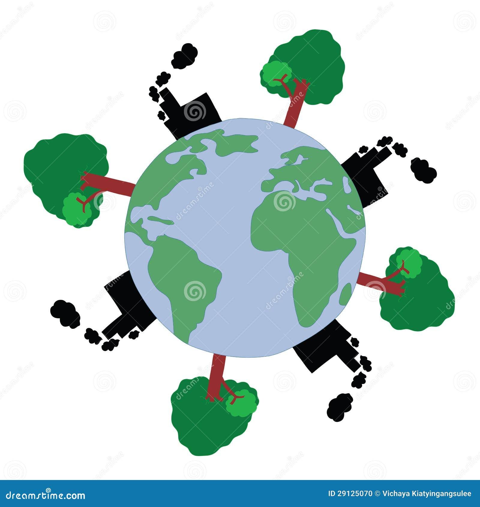 Światowy zanieczyszczenie
