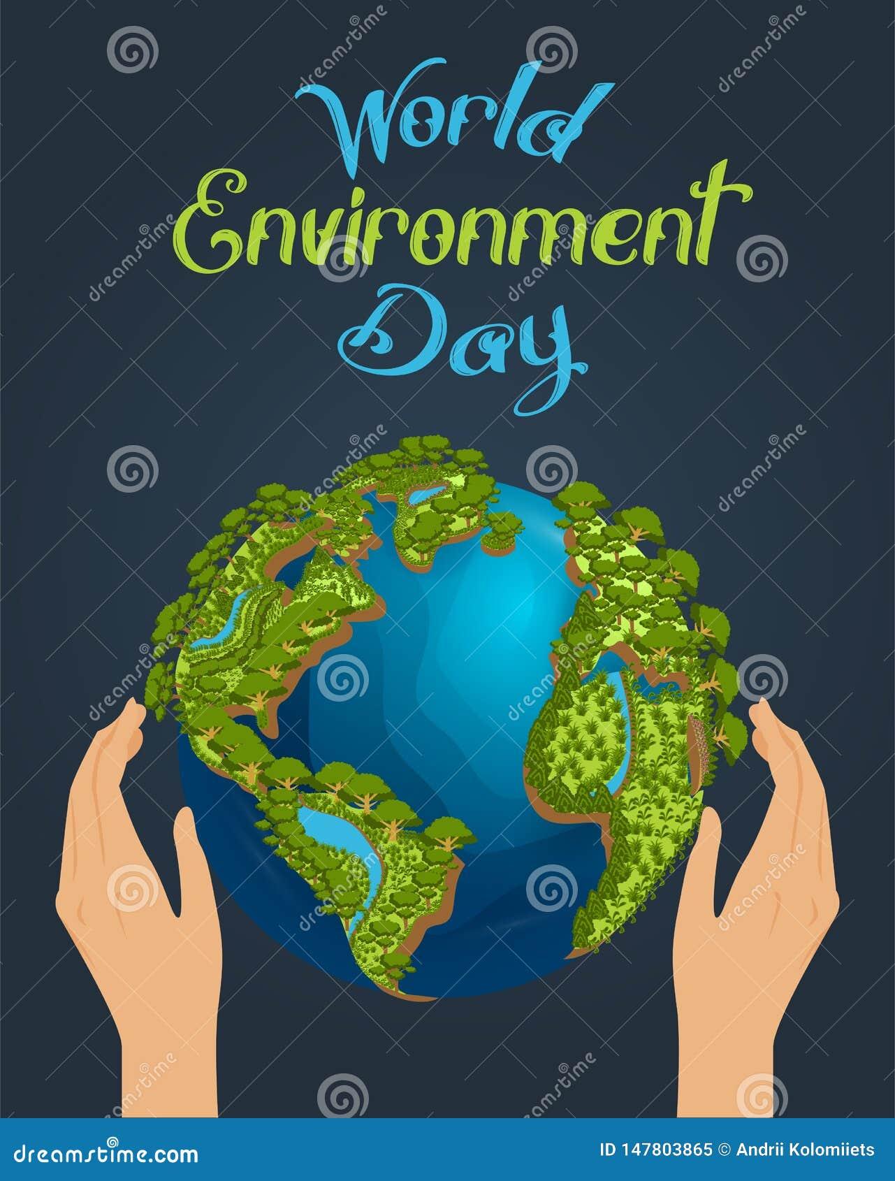 Światu środowiska dnia pojęcie