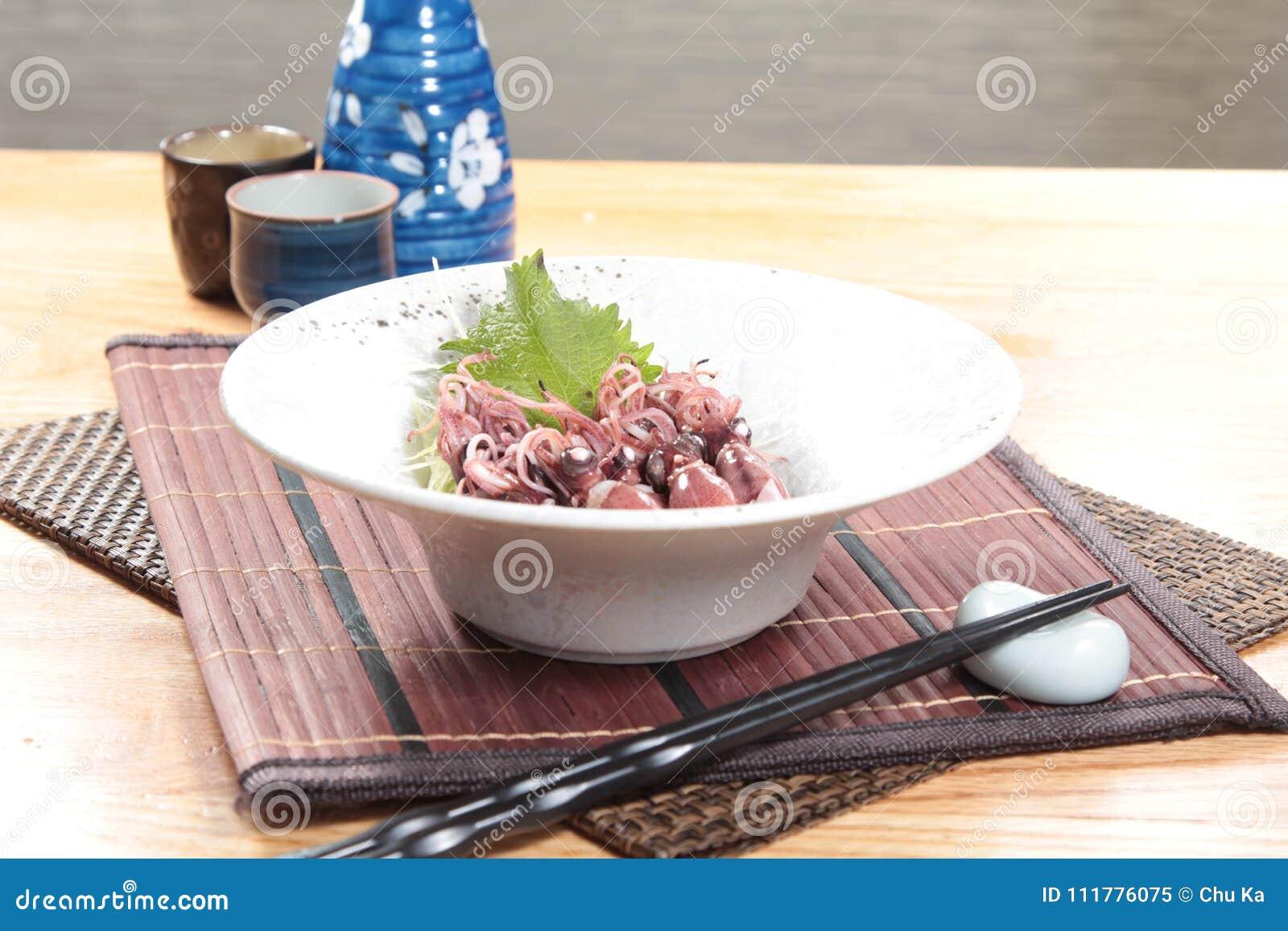 Świeża i smakowita owoce morza kuchnia