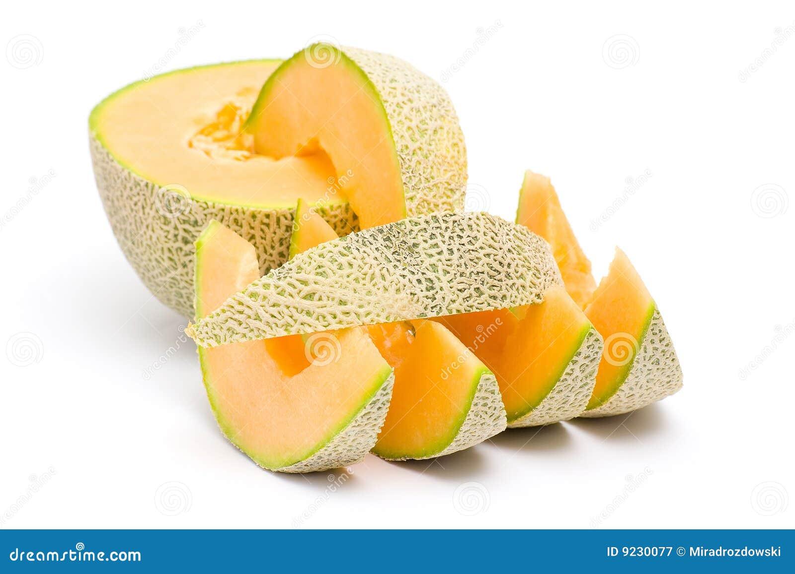 świeża melonowa pomarańcze