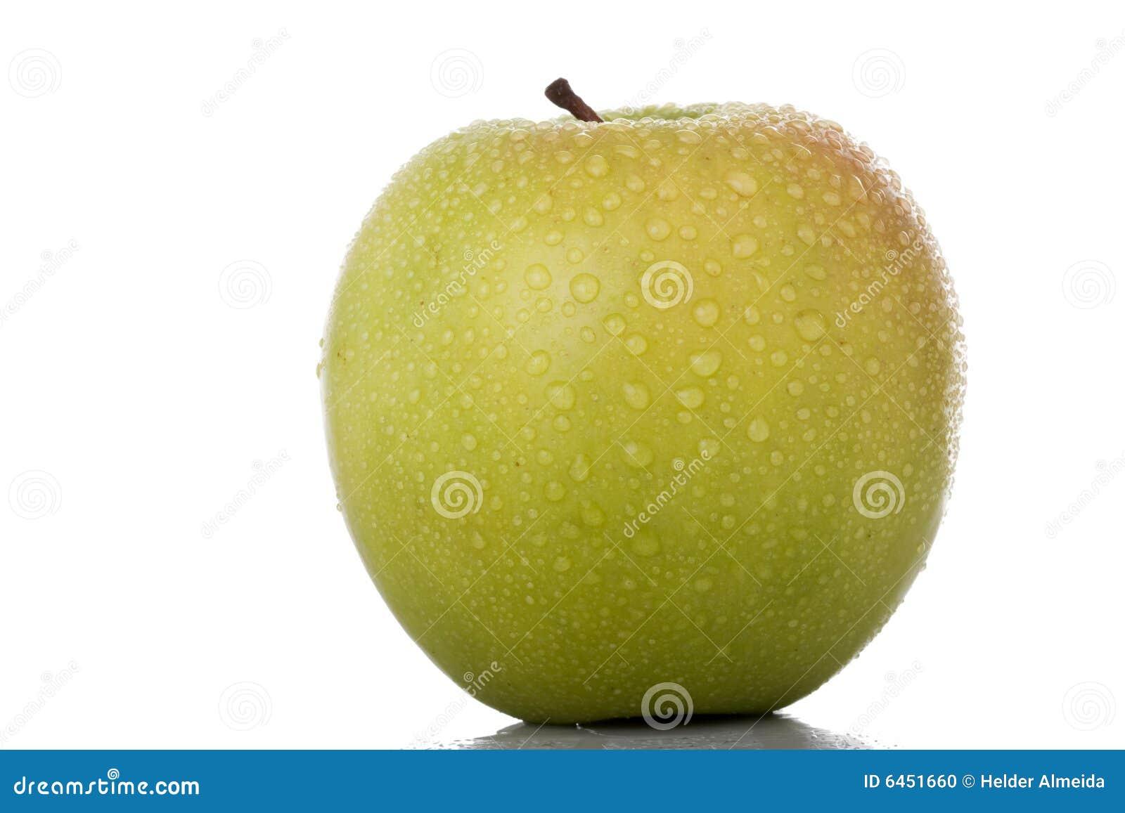 świeże jabłkowy złoty