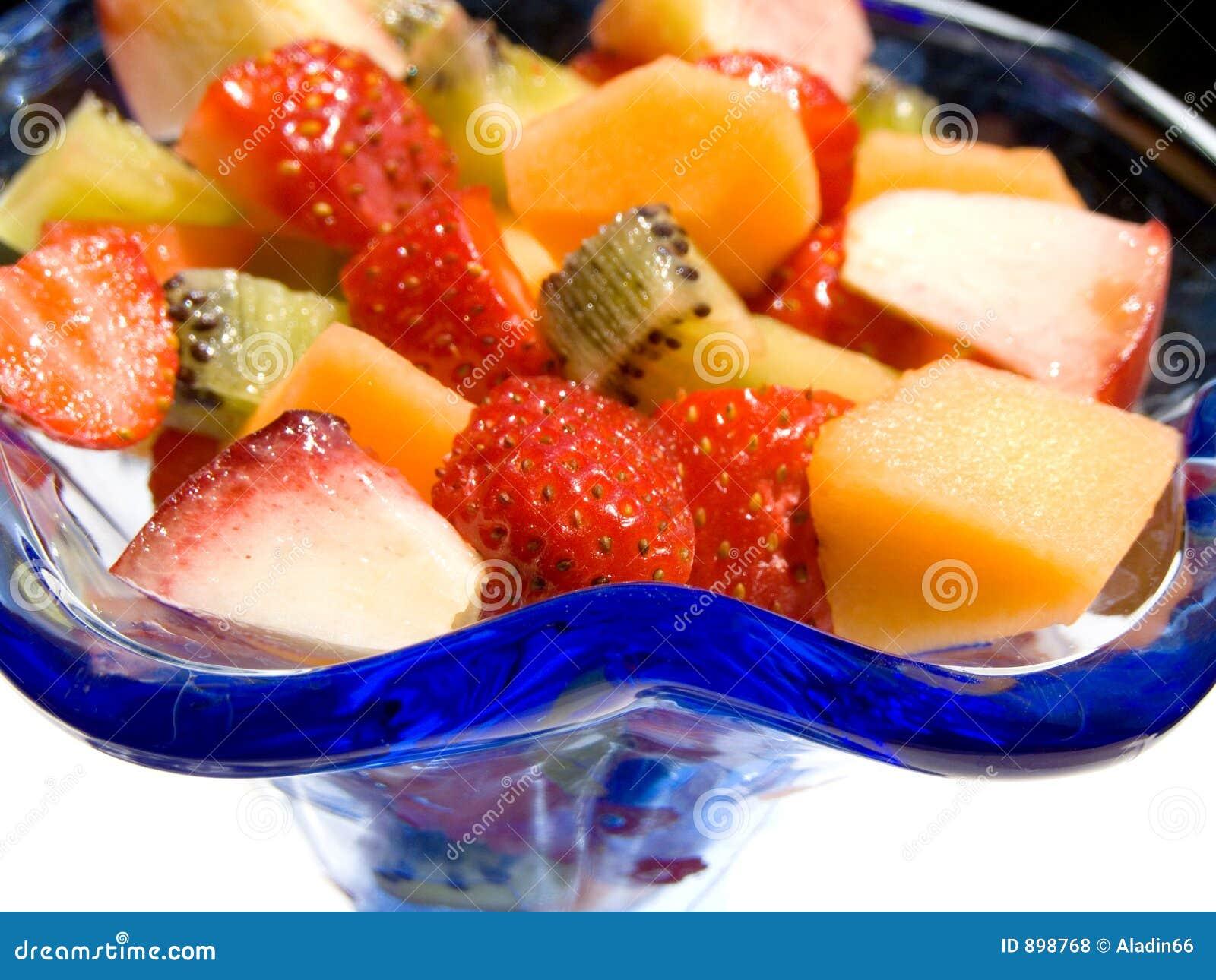 świeże sałatka owocowa