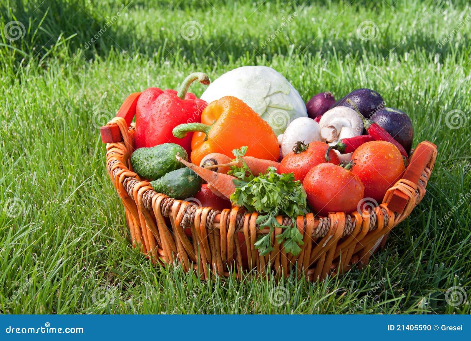 świeży warzywo